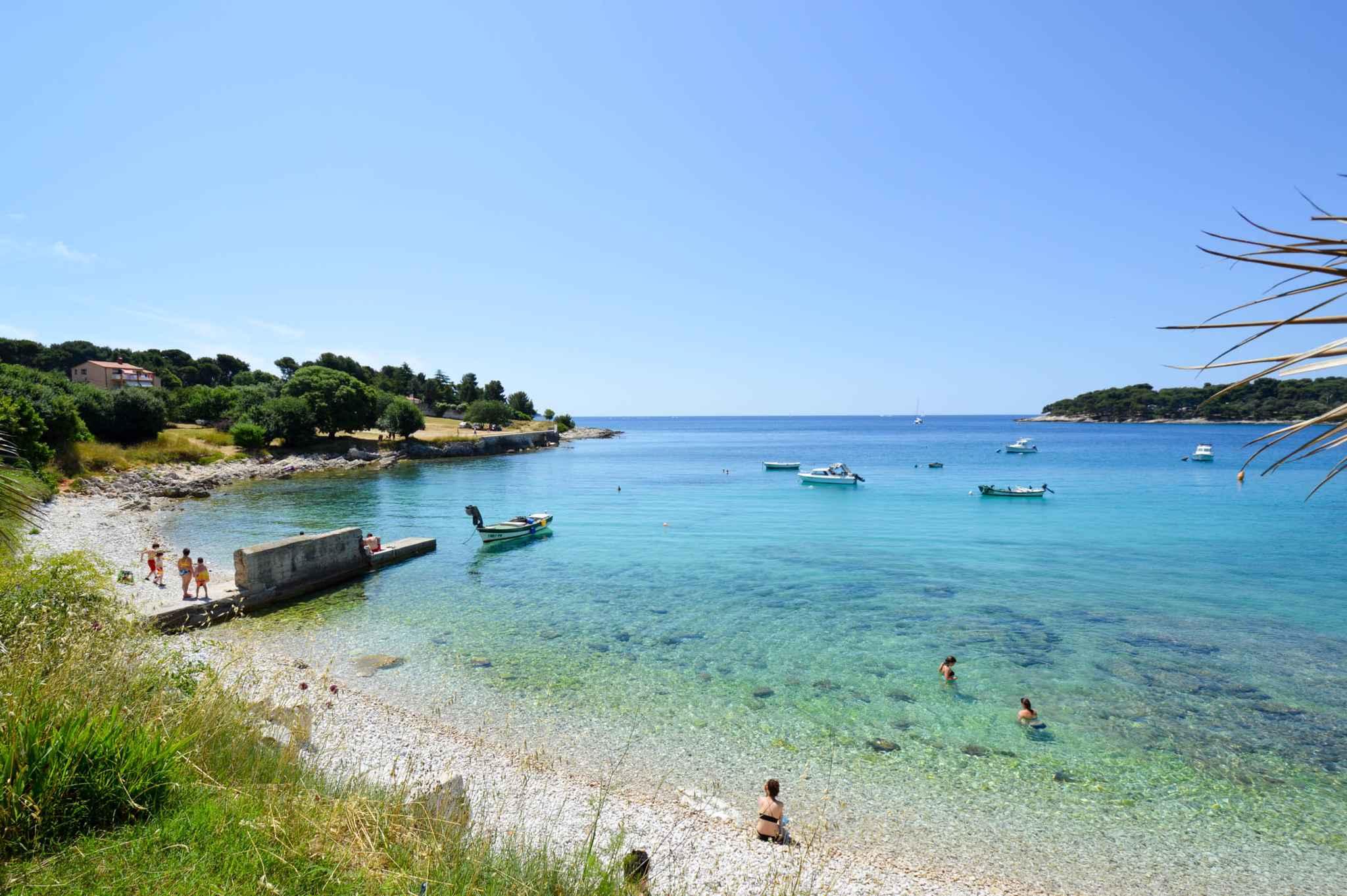 Ferienwohnung direkt am Meer gelegen (280674), Pula, , Istrien, Kroatien, Bild 14