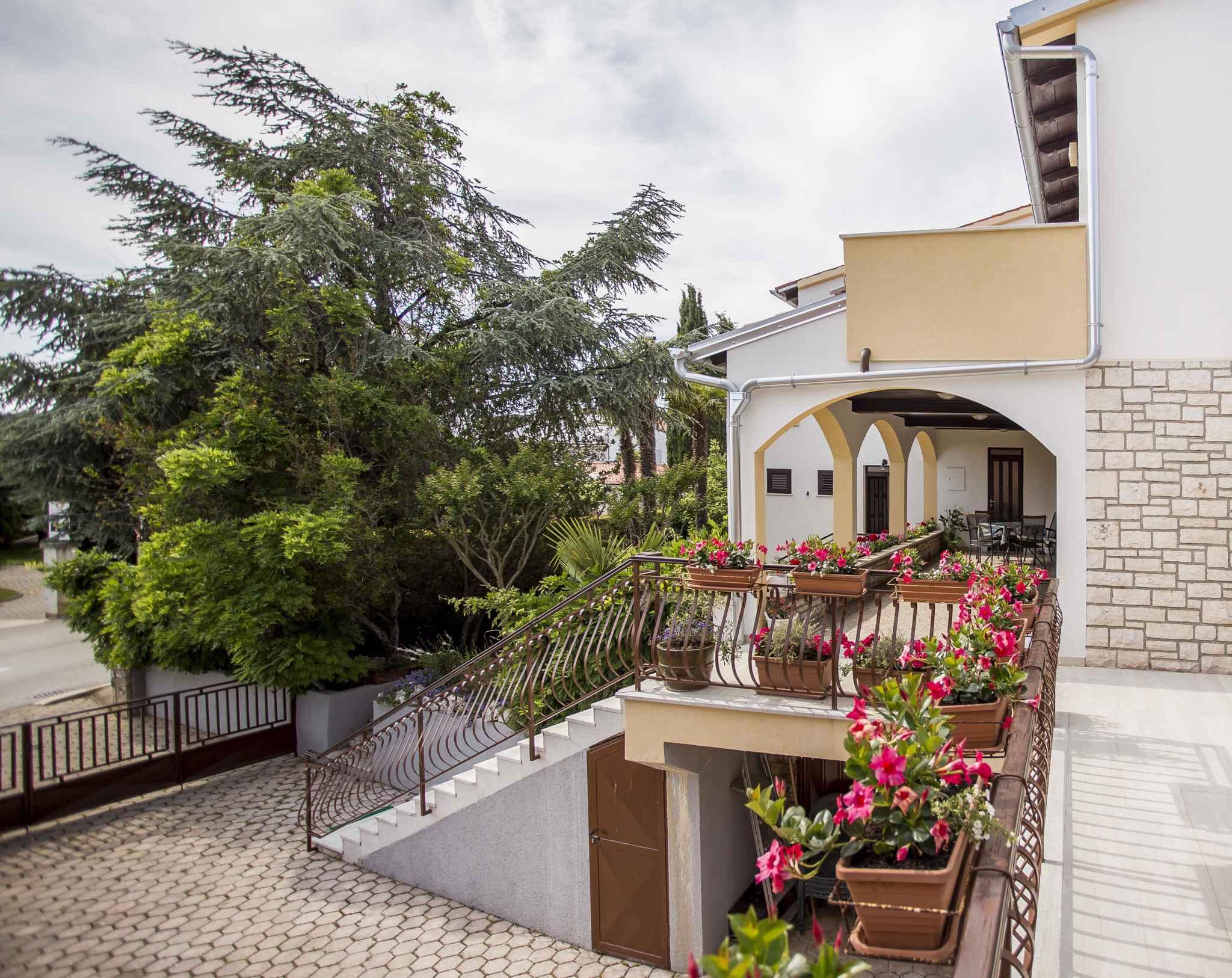 Ferienwohnung mit 2 Terrassen (281025), Rovinj, , Istrien, Kroatien, Bild 3