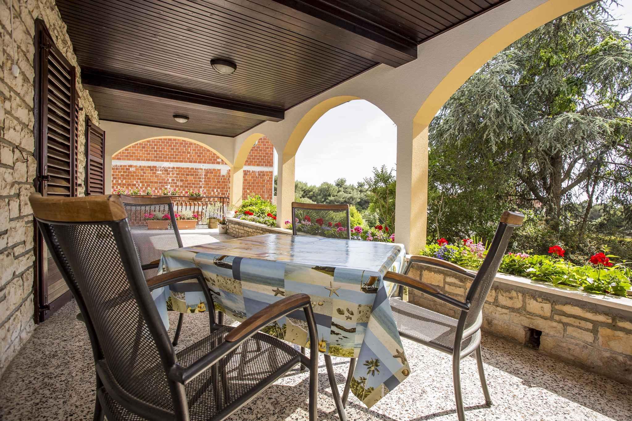 Ferienwohnung mit 2 Terrassen (281025), Rovinj, , Istrien, Kroatien, Bild 9