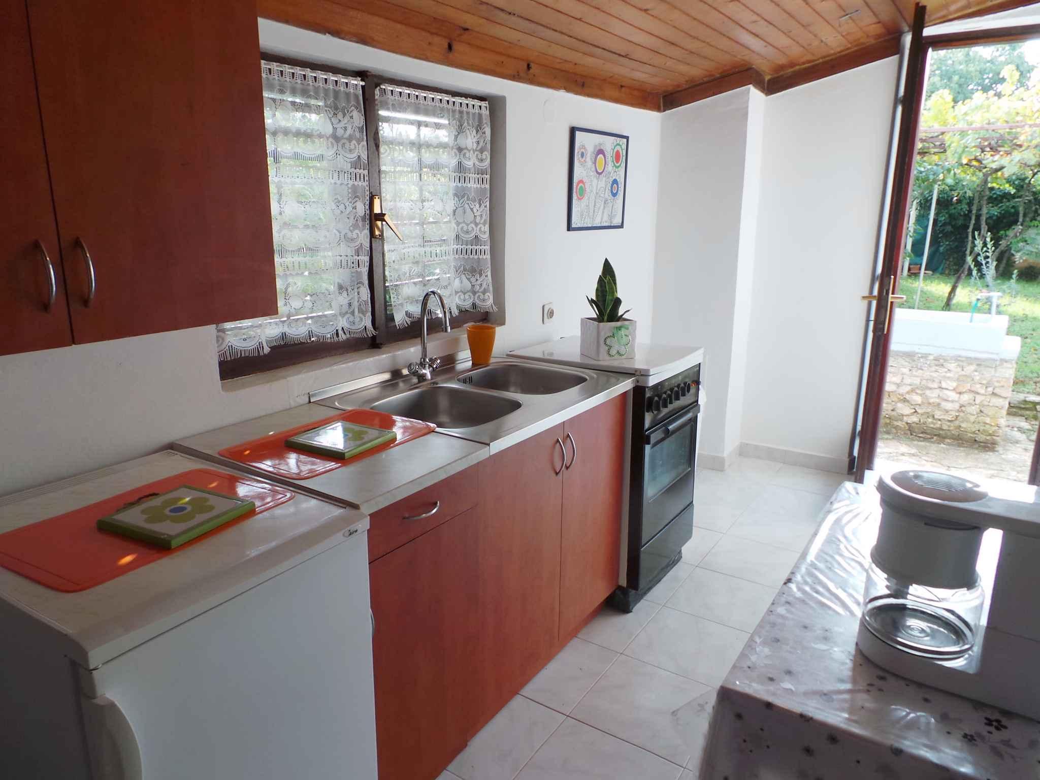 Ferienhaus 300 m zur Adria und mit Garten (280835), Fažana, , Istrien, Kroatien, Bild 12