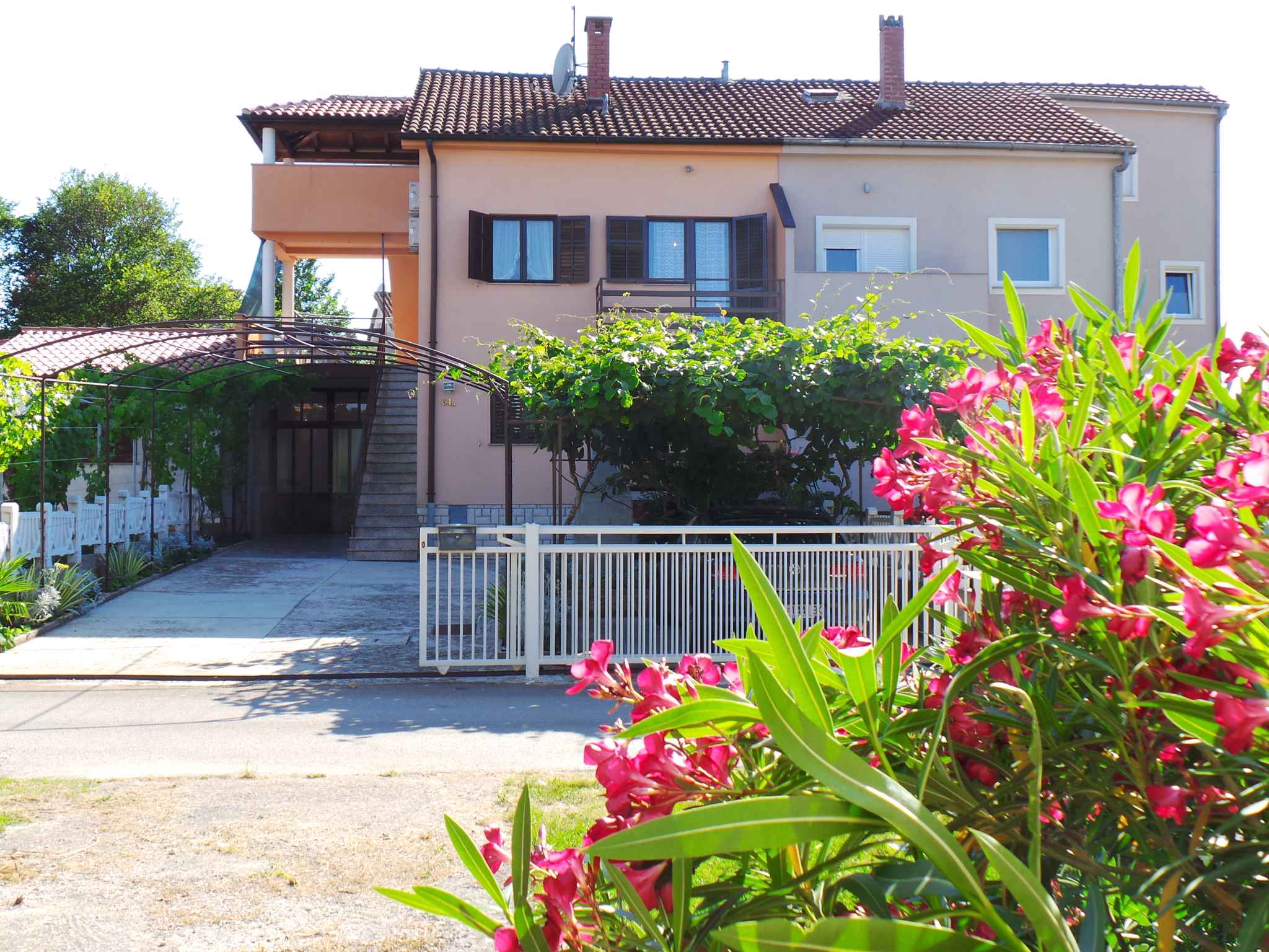 Ferienwohnung mit Klimaanalage, Grill und Terrasse  in Istrien
