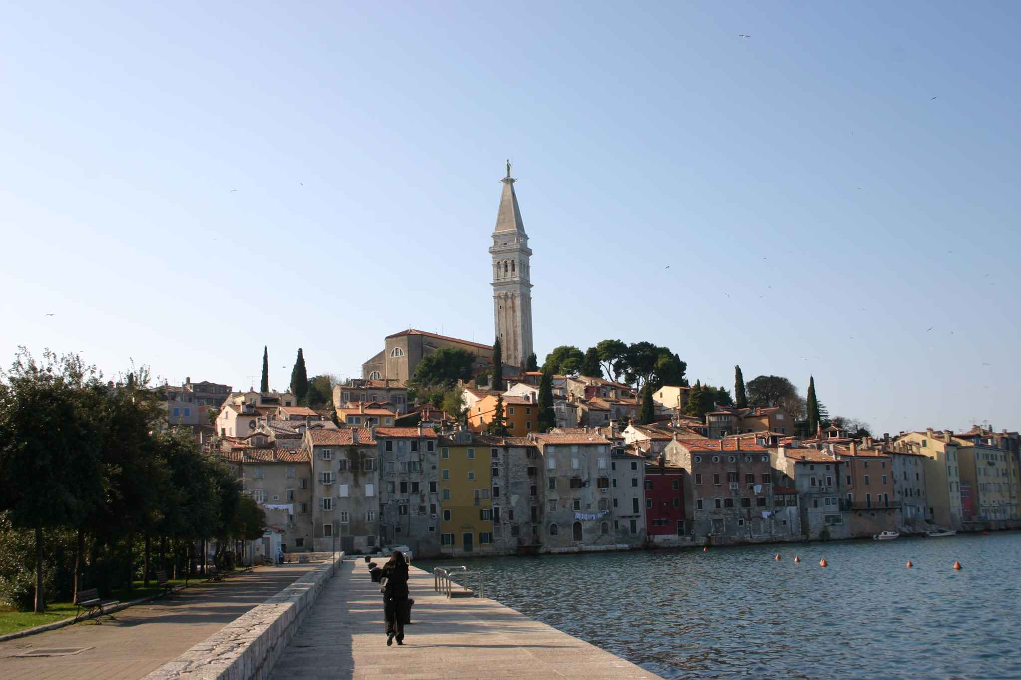 Ferienwohnung mit 10 qm großer Terrasse (281007), Rovinj, , Istrien, Kroatien, Bild 12
