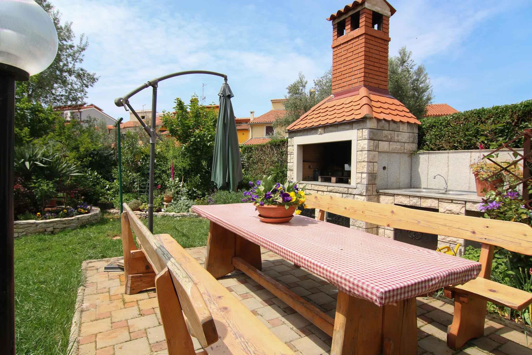Ferienwohnung mit SAT-TV nur 200 m zum Kiesstrand (280836), Fažana, , Istrien, Kroatien, Bild 5