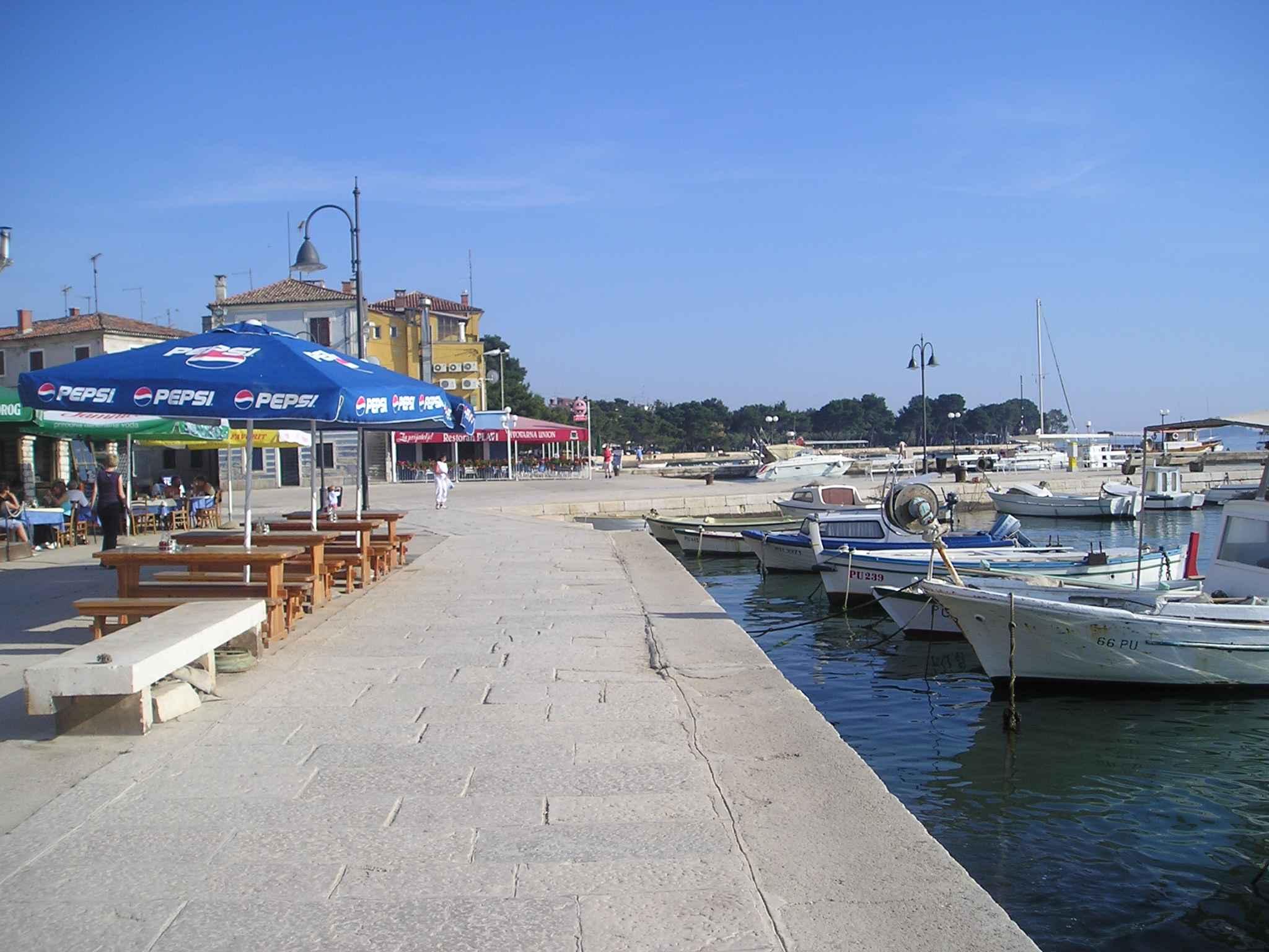 Ferienwohnung in ruhiger Lage mit Blick auf den Brioni Nationalpark (279773), Fažana, , Istrien, Kroatien, Bild 10