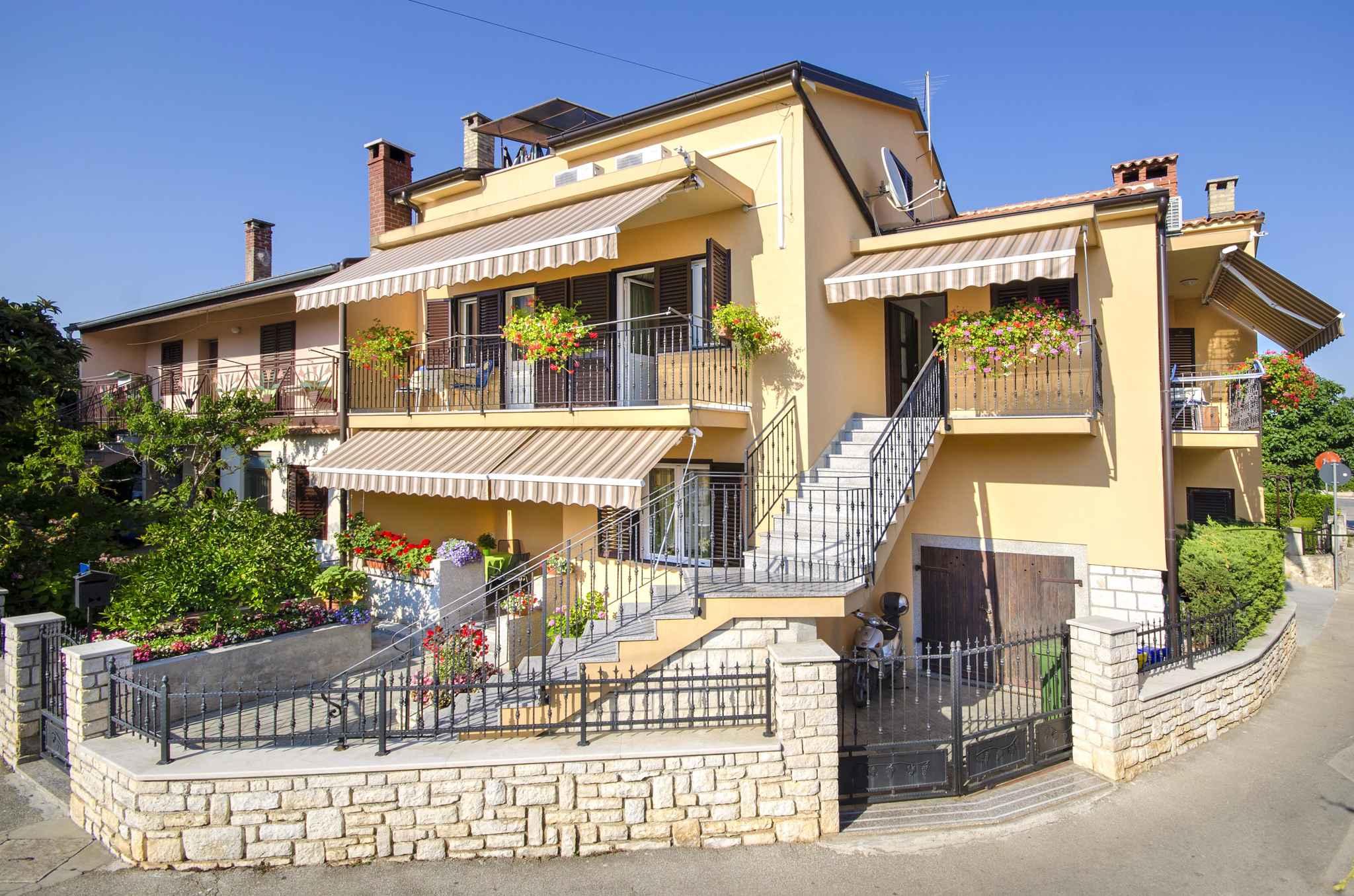Ferienwohnung mit Stadtblick (281028), Rovinj, , Istrien, Kroatien, Bild 2