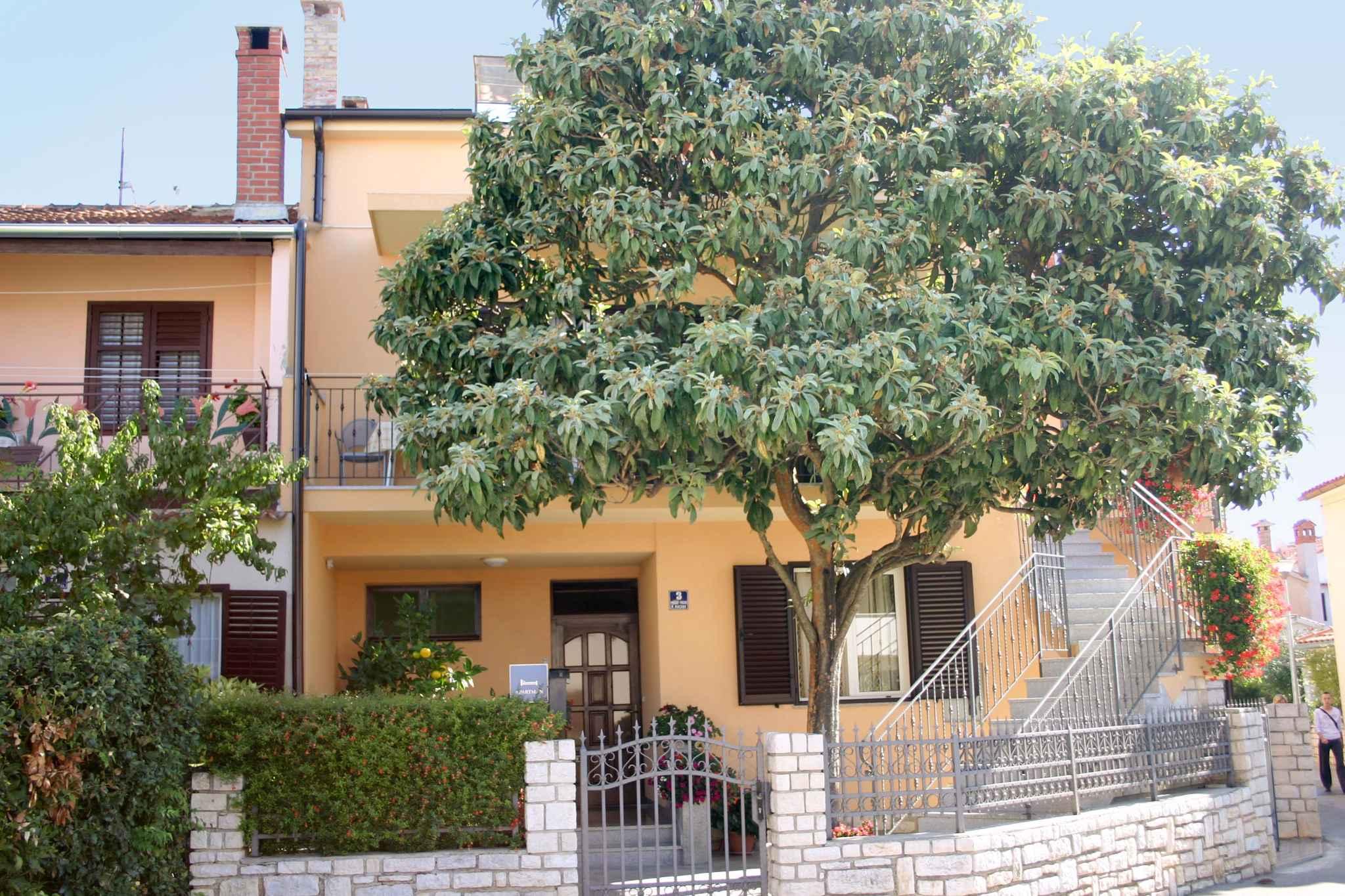 Ferienwohnung mit Stadtblick (281028), Rovinj, , Istrien, Kroatien, Bild 1