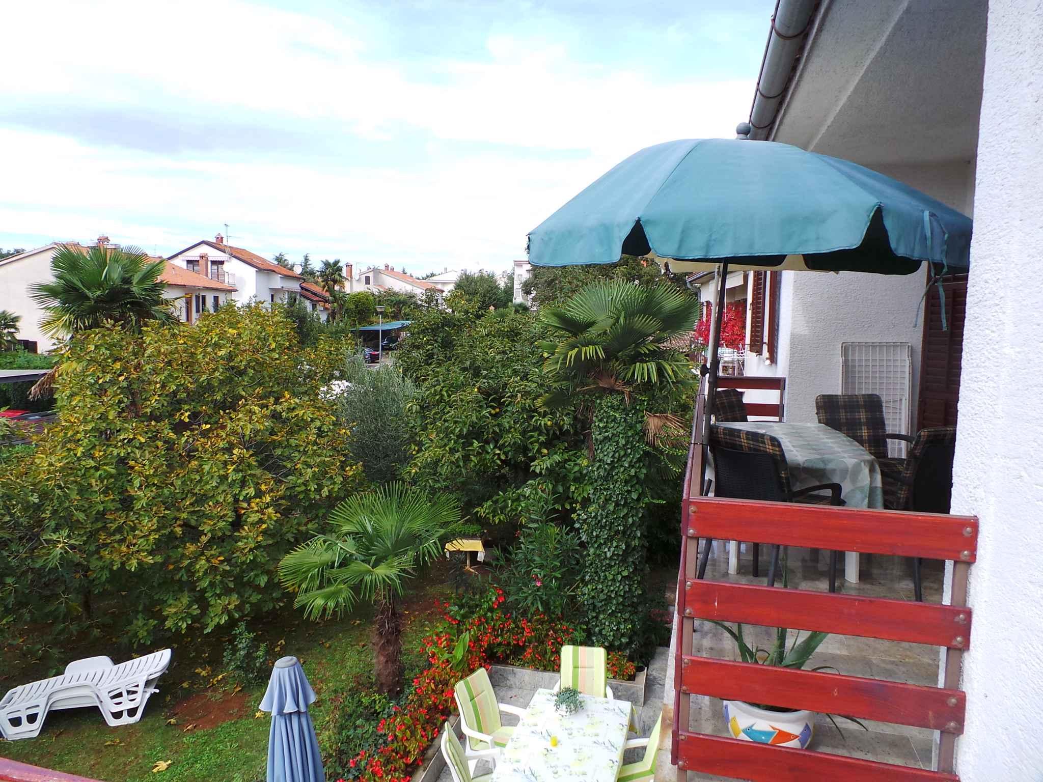 Ferienwohnung mit 2 Balkons (280344), Porec, , Istrien, Kroatien, Bild 6
