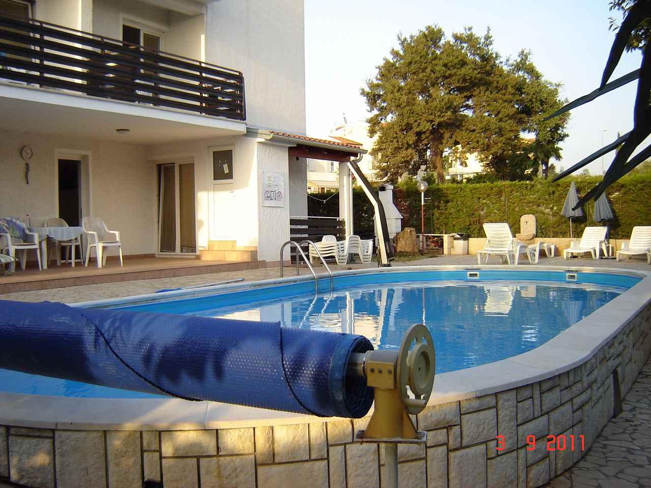 Ferienwohnung mit Pool (280350), Porec, , Istrien, Kroatien, Bild 8