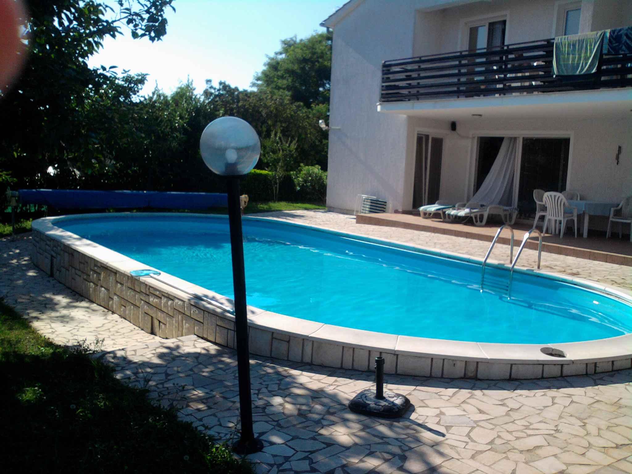 Ferienwohnung mit Pool (280350), Porec, , Istrien, Kroatien, Bild 9