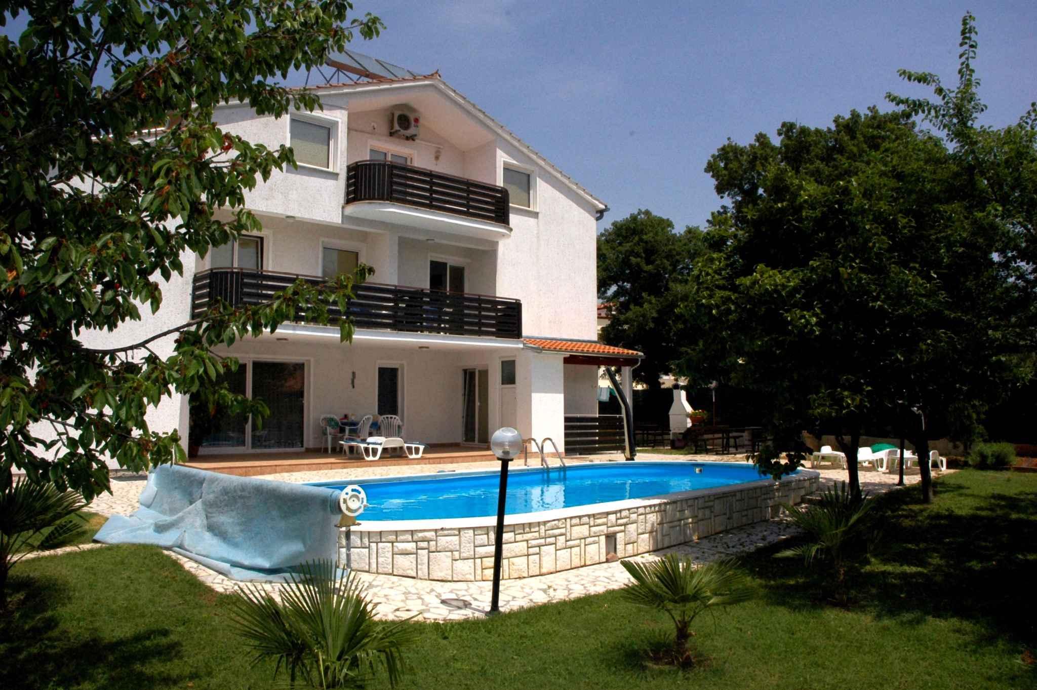 Ferienwohnung mit Pool (280350), Porec, , Istrien, Kroatien, Bild 2