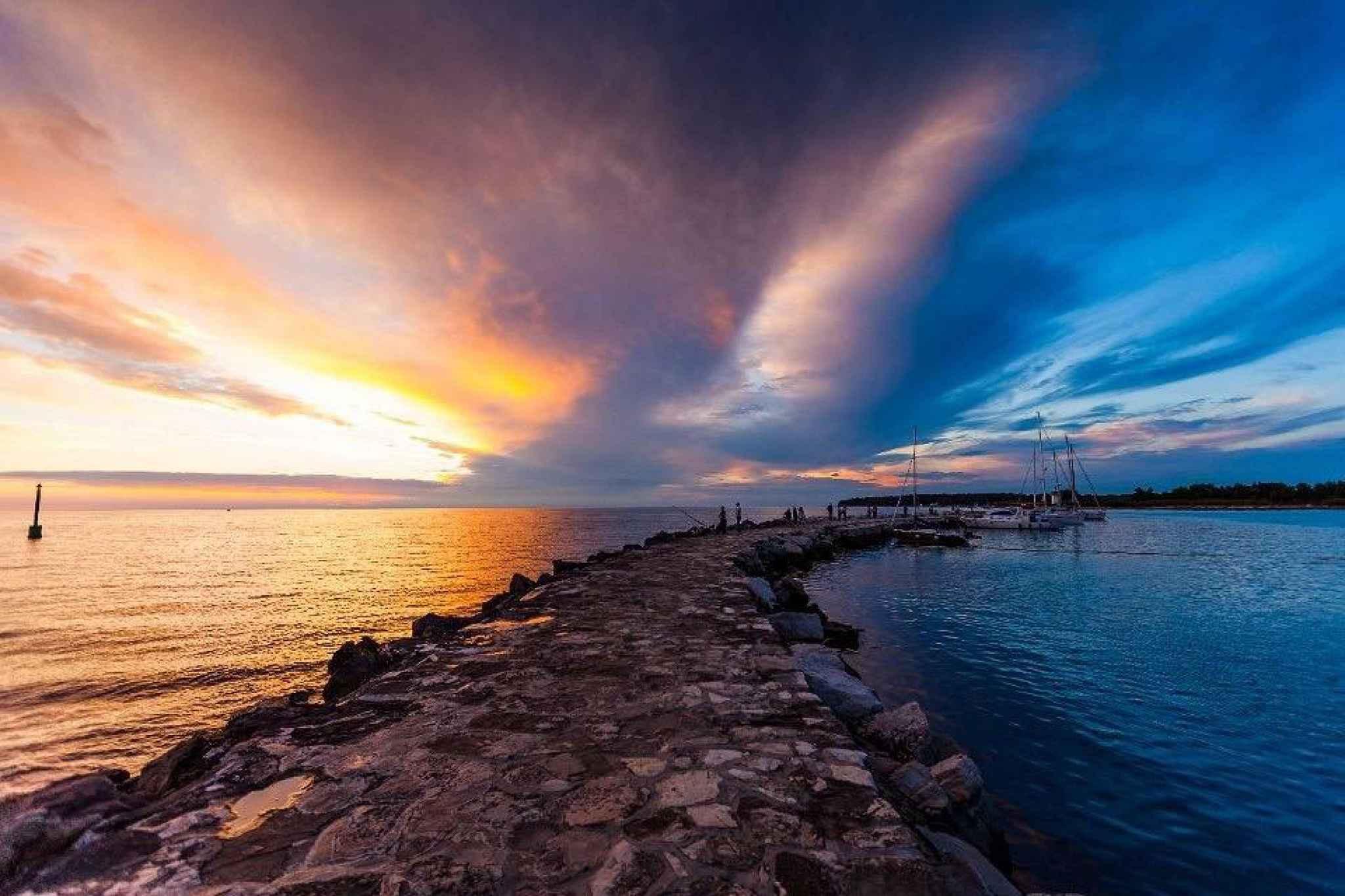 Ferienwohnung mit 14 qm Terrasse (279761), Fažana, , Istrien, Kroatien, Bild 28