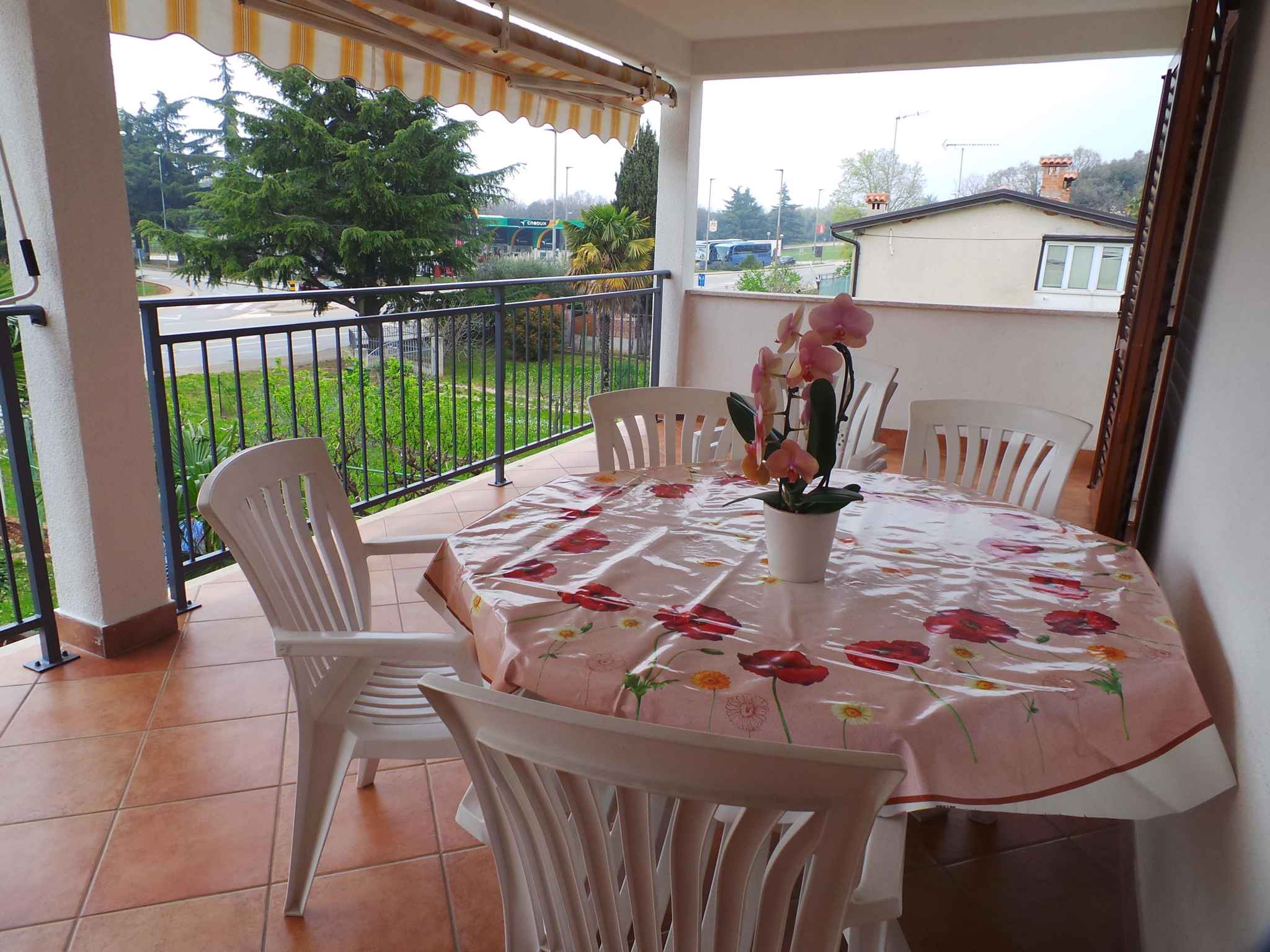 Ferienwohnung mit 24 qm großer Terrasse (280330), Porec, , Istrien, Kroatien, Bild 7