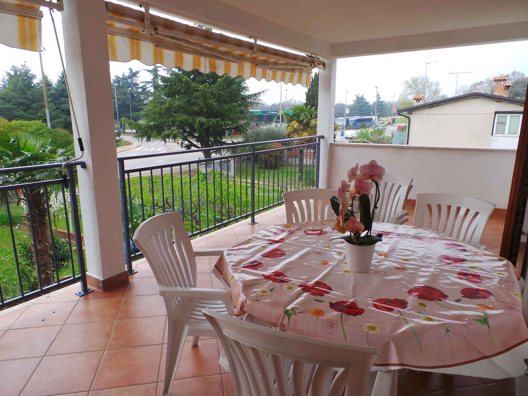 Ferienwohnung mit 24 qm großer Terrasse (280330), Porec, , Istrien, Kroatien, Bild 9