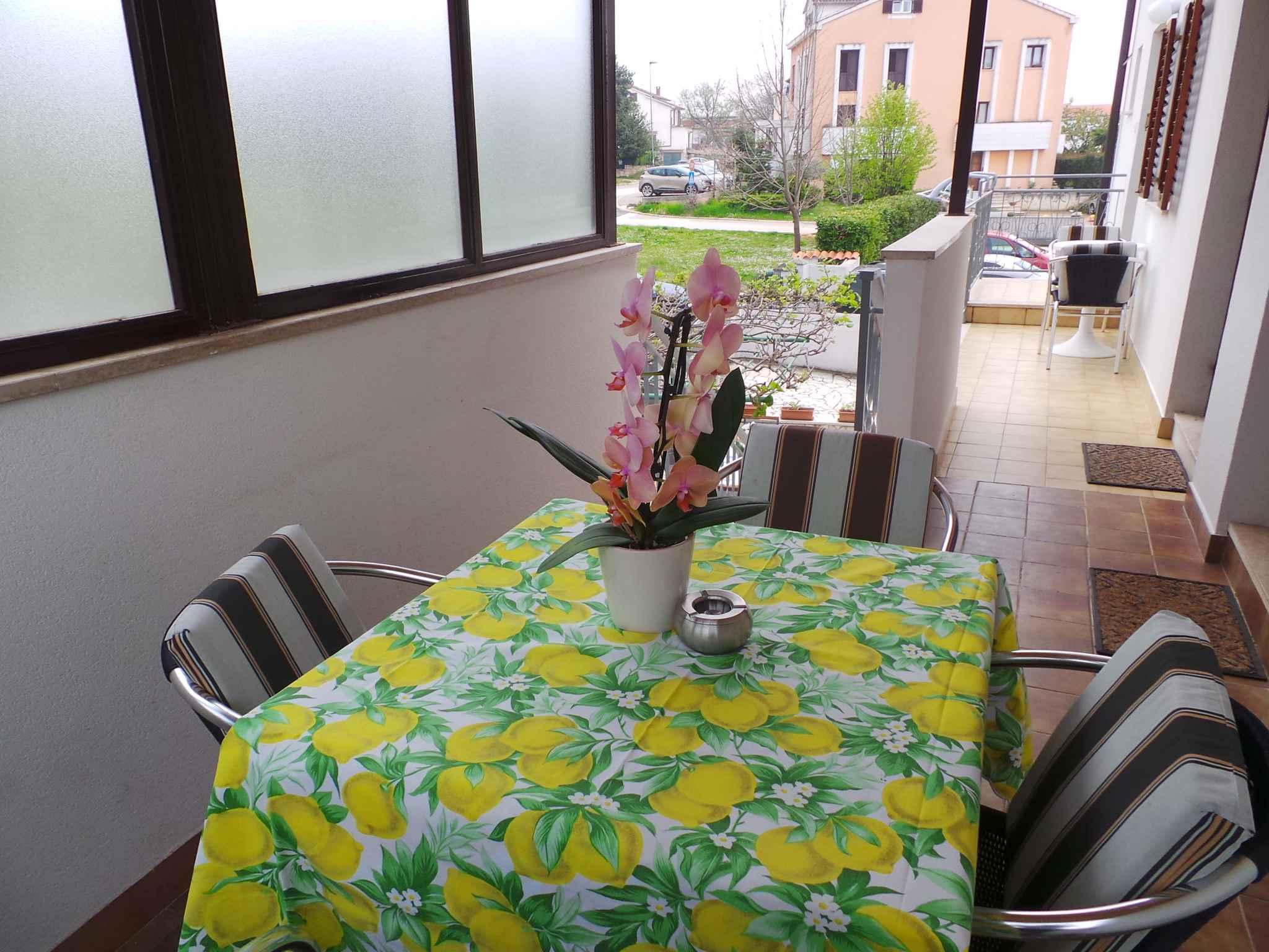 Ferienwohnung mit 24 qm großer Terrasse (280330), Porec, , Istrien, Kroatien, Bild 11