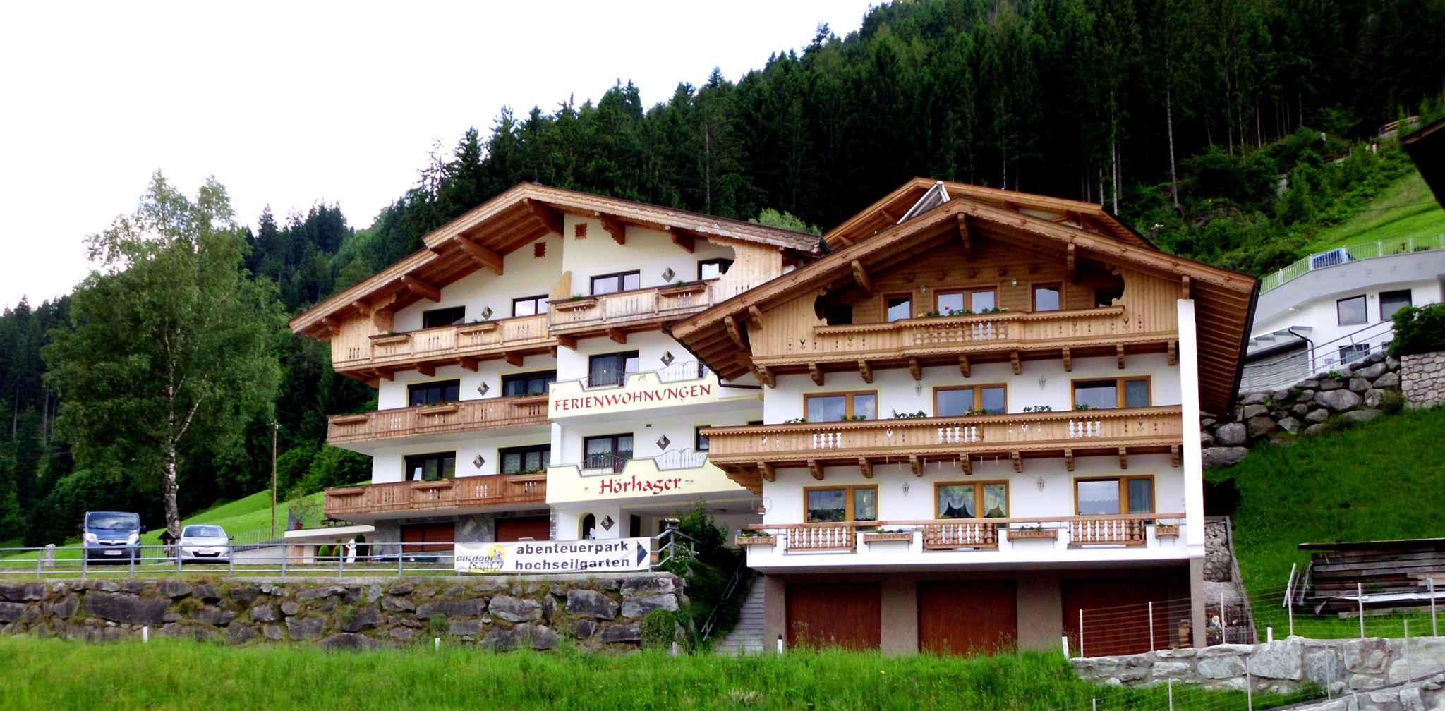 Ferienwohnung im Zentrum mit wunderschönem Pa  in Österreich