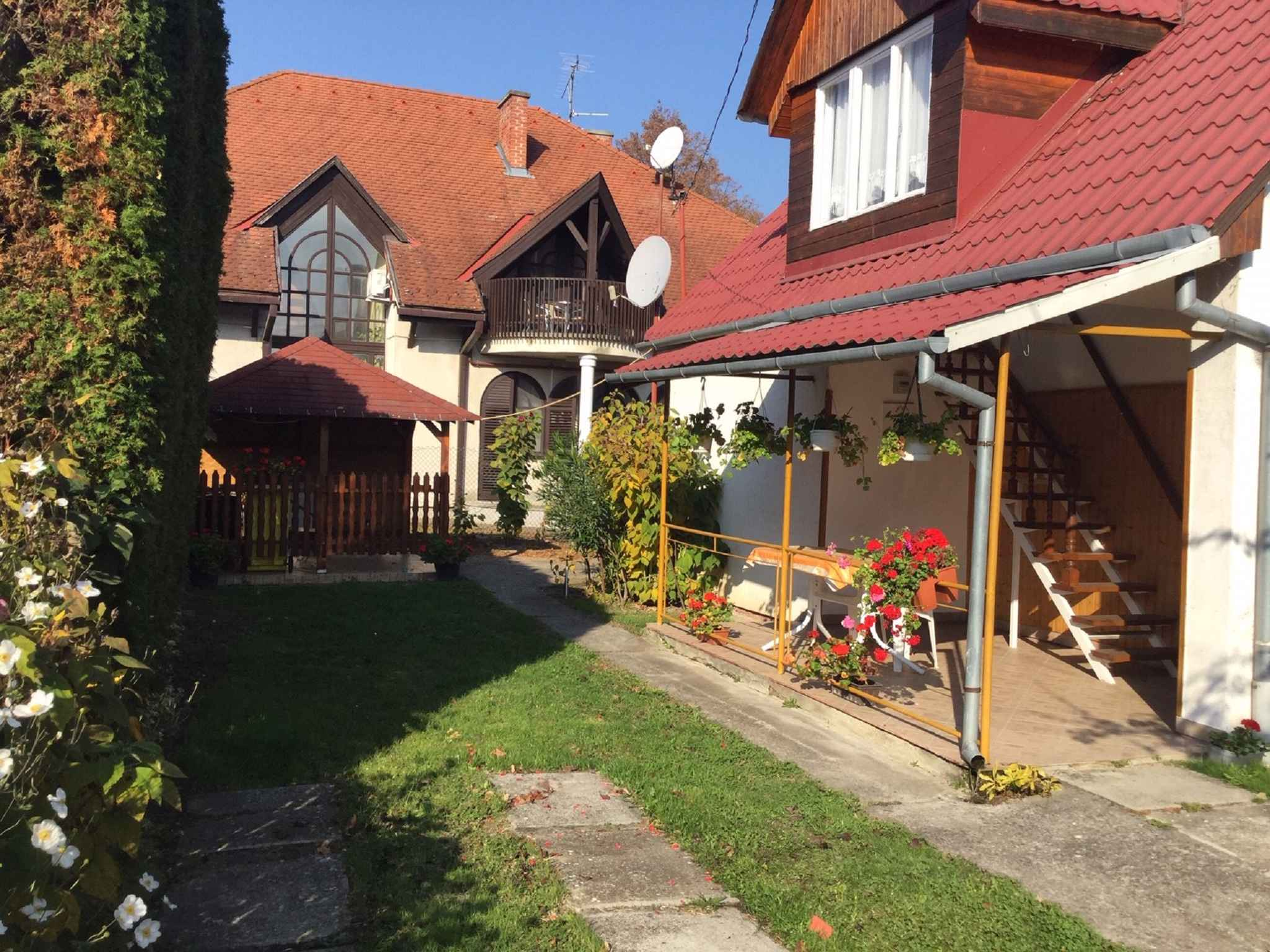 Ferienwohnung am Freistrand in Balatonnähe  in Ungarn