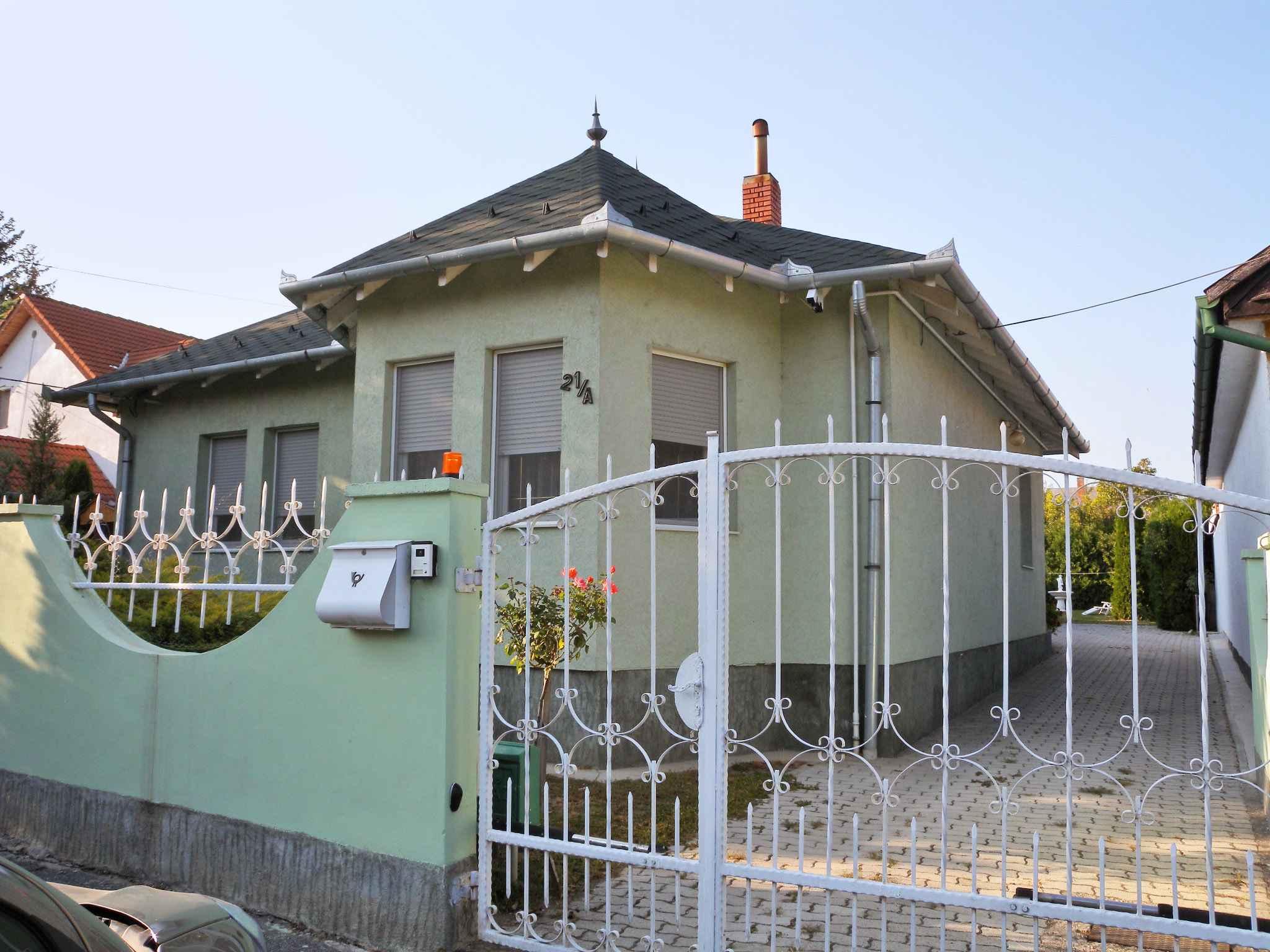 Ferienhaus mit Garten und Aussenpool  in Ungarn