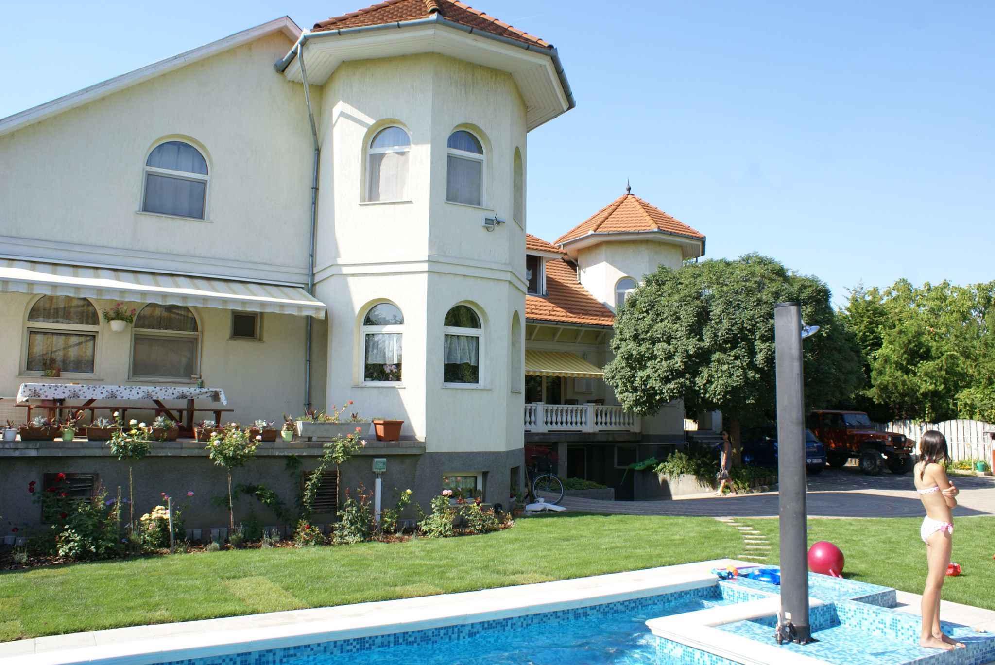 Ferienwohnung mit Pool  in Ungarn