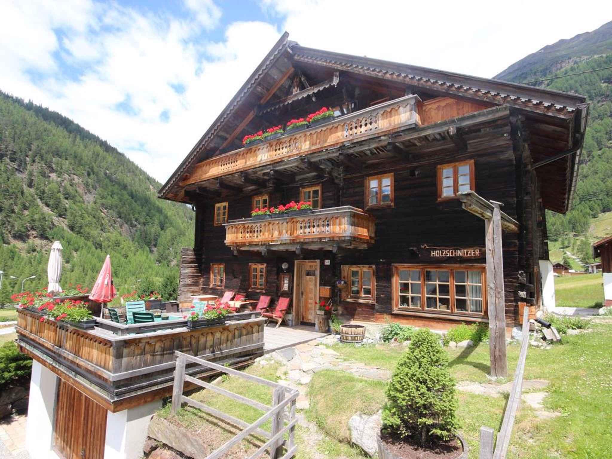 Ferienwohnung in einem über 300 Jahre alten Holzhaus (283708), Sölden (AT), Ötztal, Tirol, Österreich, Bild 3