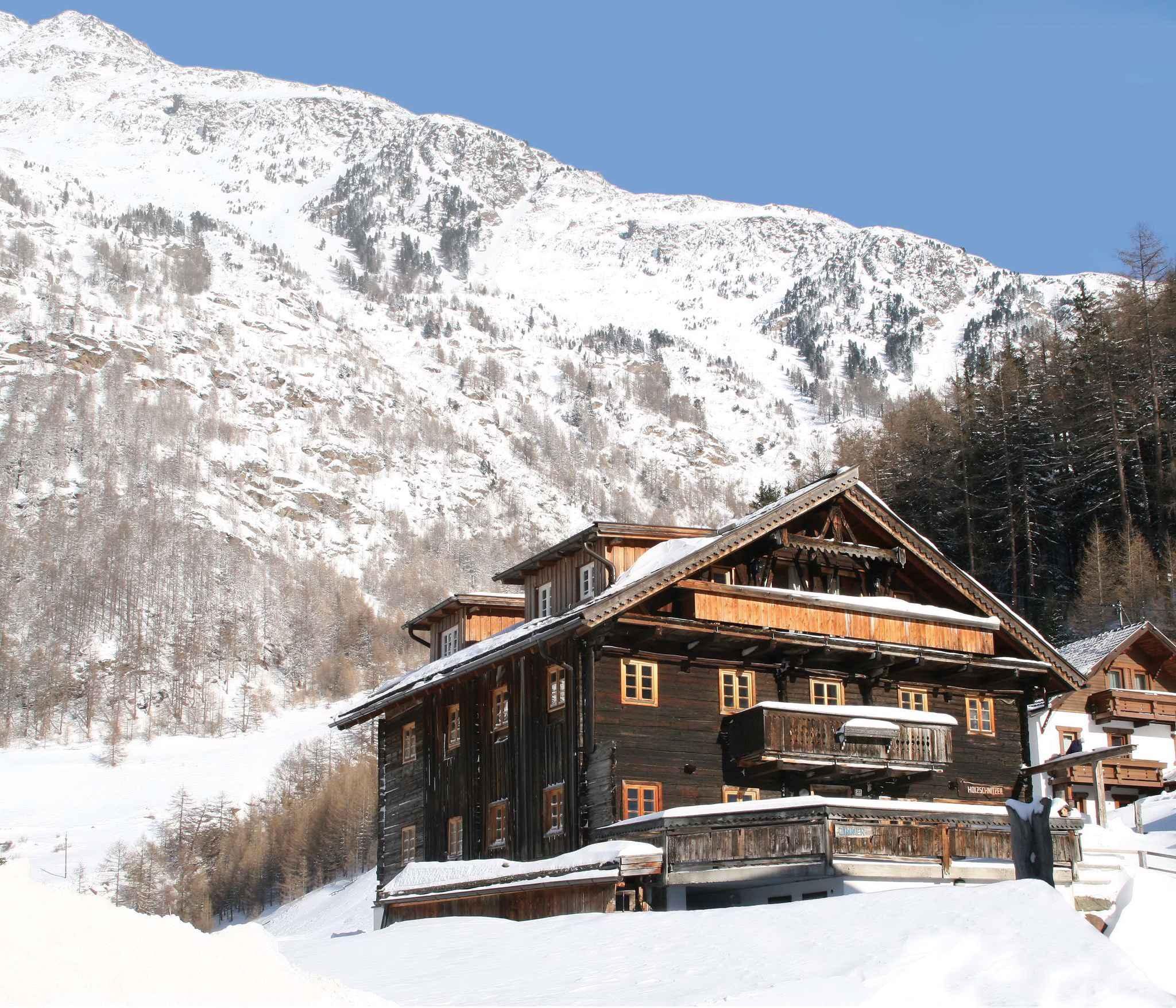Ferienwohnung in einem über 300 Jahre alten Holzhaus (283708), Sölden (AT), Ötztal, Tirol, Österreich, Bild 5