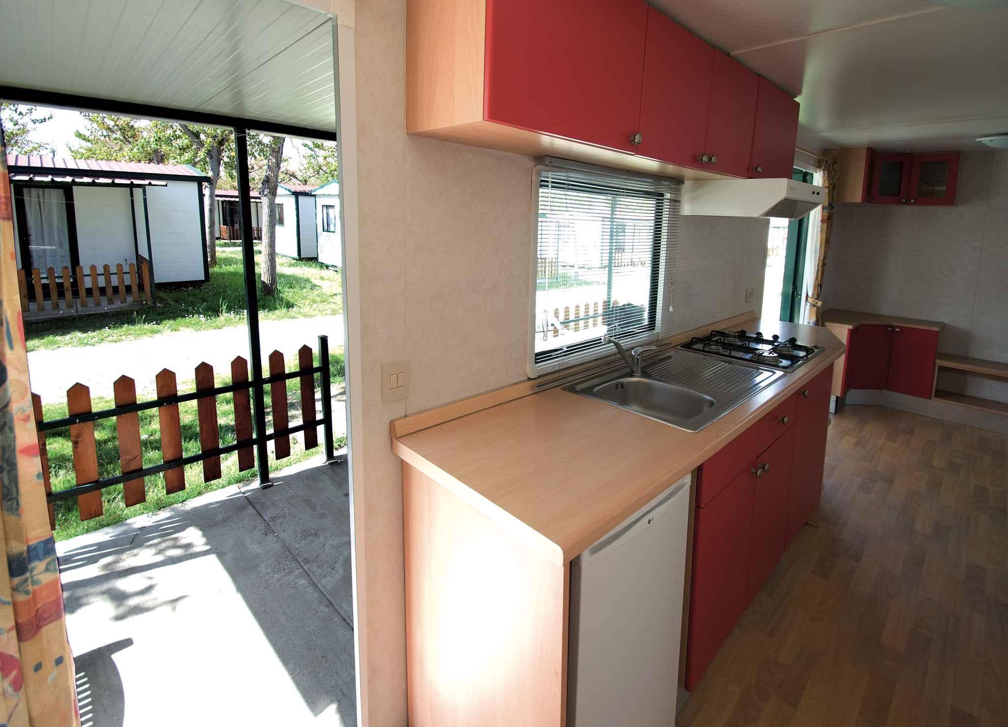 Holiday apartment Mobilehome Camping Classe (279185), Lido di Dante, Adriatic coast (Emilia-Romagna), Emilia-Romagna, Italy, picture 25