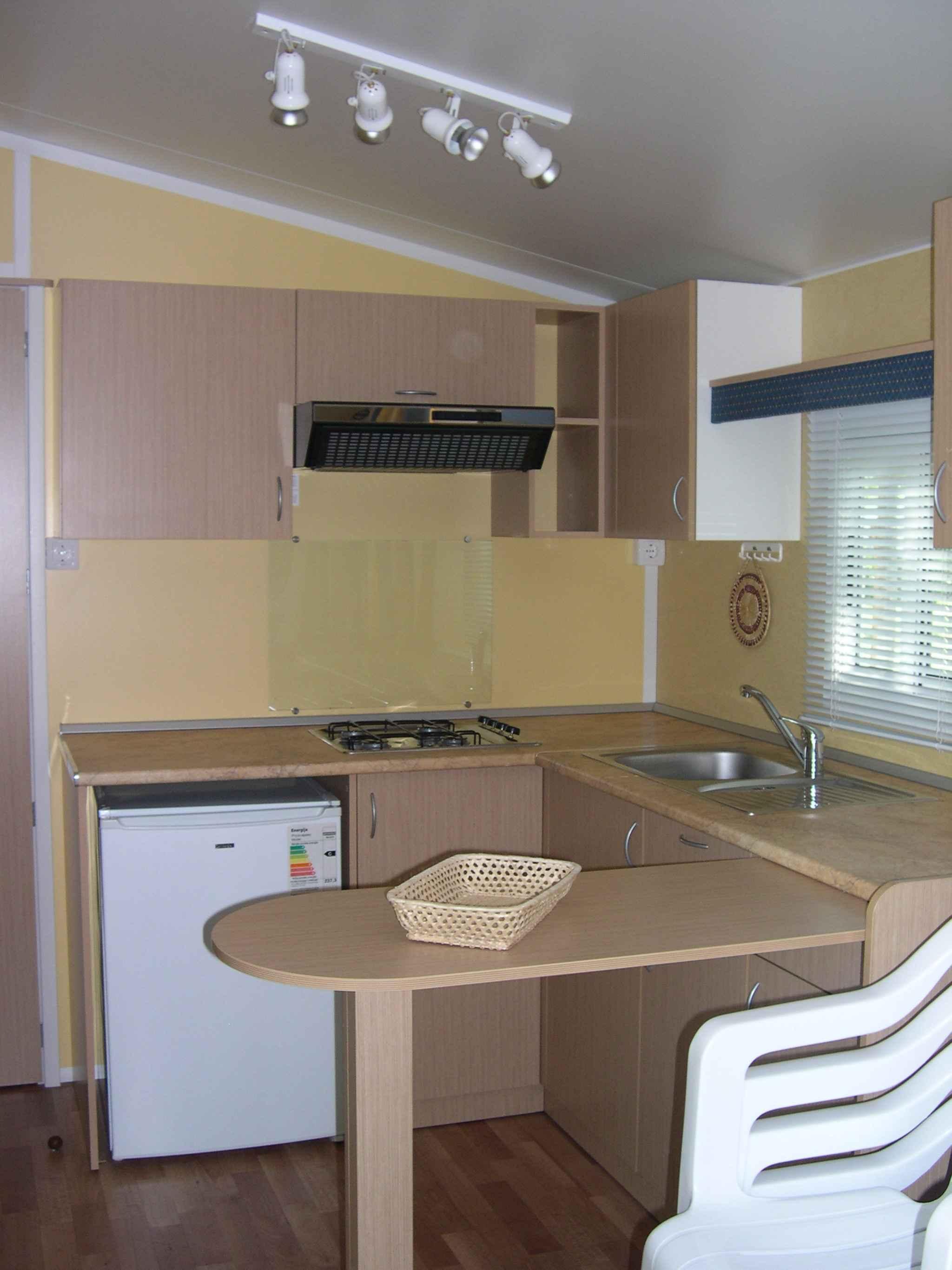 Holiday apartment Mobilehome in Camping Spiaggia e Mare (279174), Porto Garibaldi, Adriatic coast (Emilia-Romagna), Emilia-Romagna, Italy, picture 8