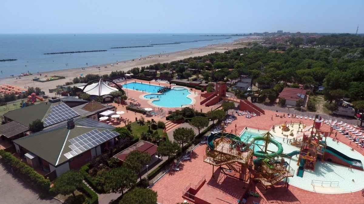 Holiday apartment Mobilehome in Camping Spiaggia e Mare (279174), Porto Garibaldi, Adriatic coast (Emilia-Romagna), Emilia-Romagna, Italy, picture 5