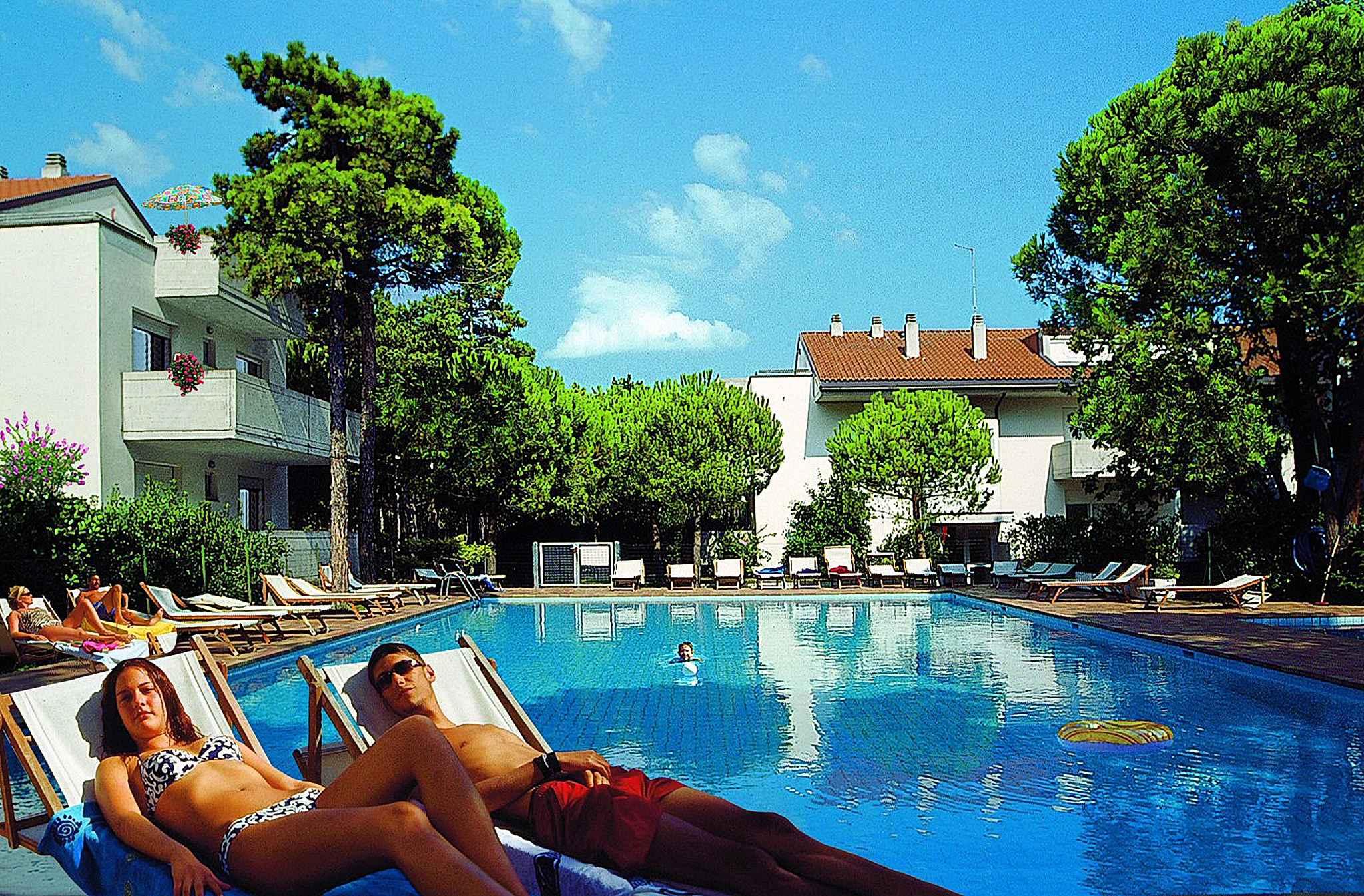 Ferienwohnung Ferienanlage Parco Hemingway mit Pool (279397), Lignano Sabbiadoro, Adriaküste (Friaul-Julisch Venetien), Friaul-Julisch Venetien, Italien, Bild 3