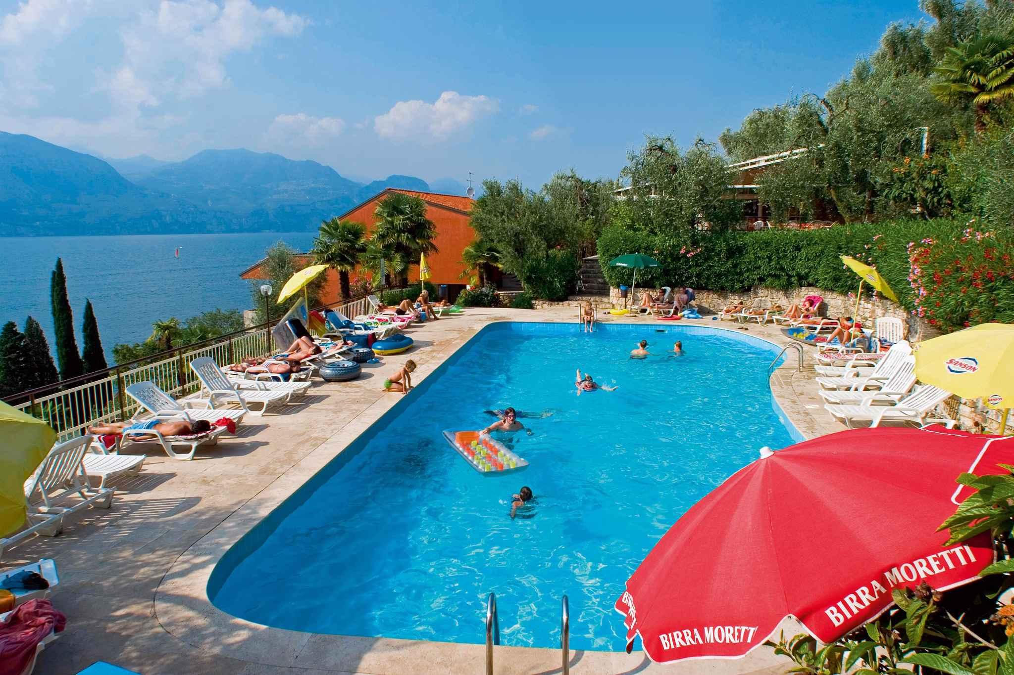 Ferienwohnung FerienWohnung Residence Hotel Castel   Gardasee - Lago di Garda