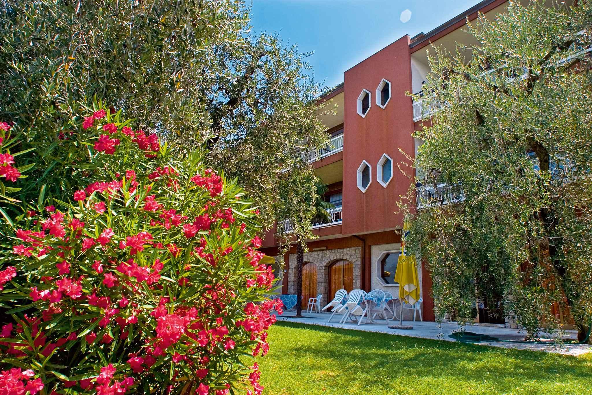 Ferienwohnung FerienWohnung Residence Hotel Castel   Brenzone