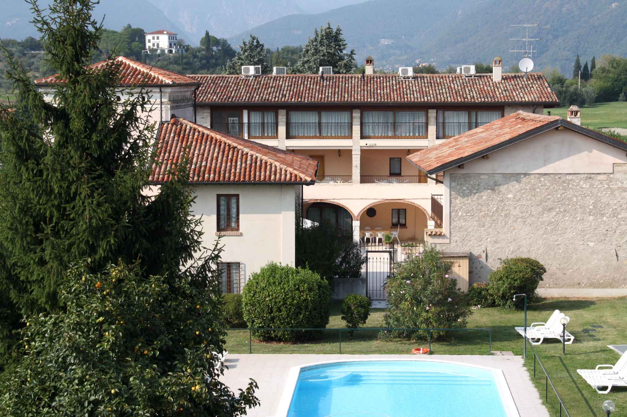 Ferienwohnung Residence Il Colombaro   Salo