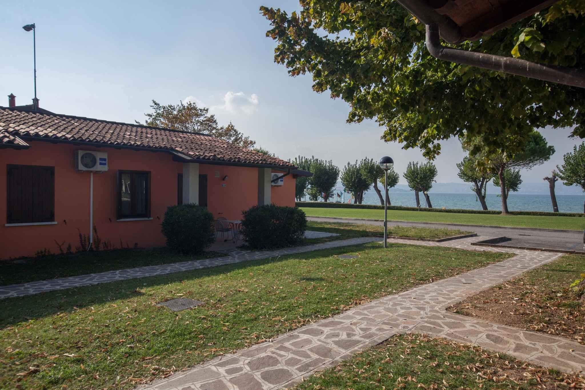 Bungalow mit Terrasse und Klimaanlage   Gardasee - Lago di Garda