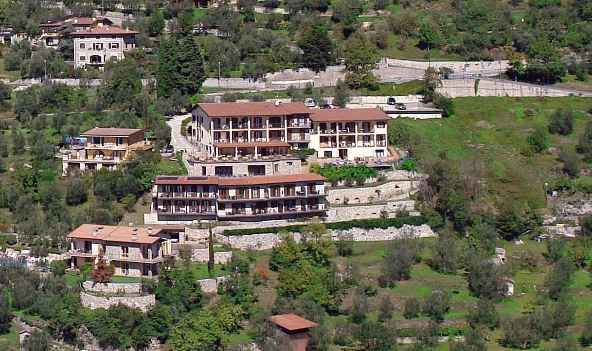 Ferienwohnung in der Residence Ruculi   Gardasee - Lago di Garda