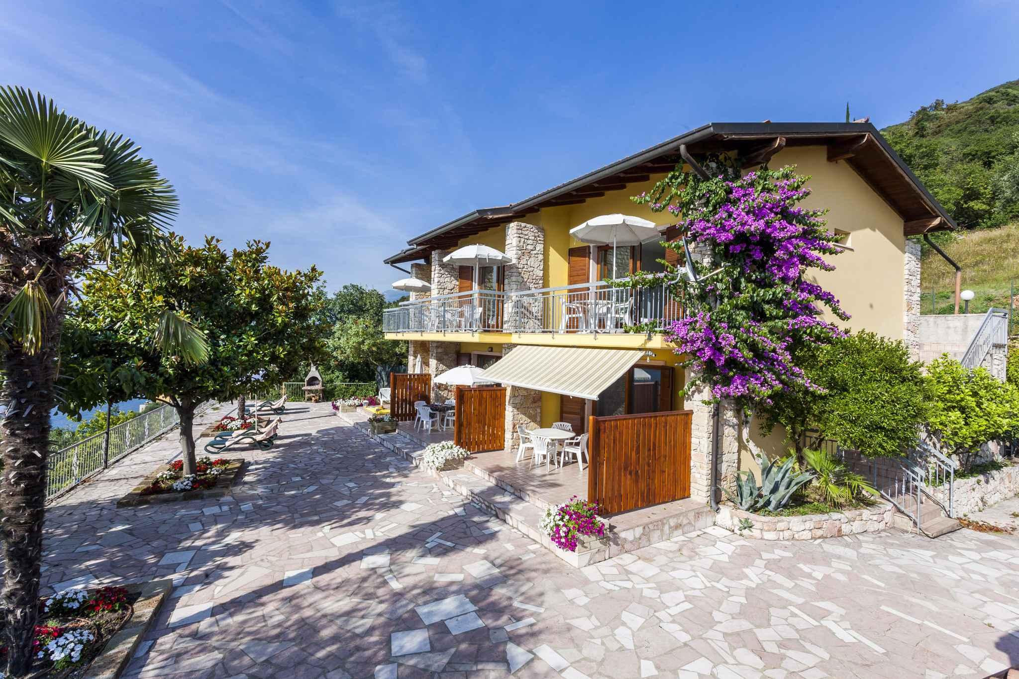 Ferienwohnung Residenz Taki Ferienhaus  Brenzone