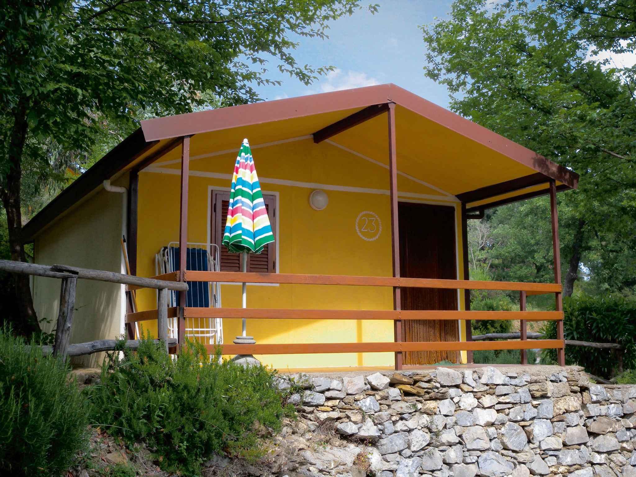 Mobilehome C'era una Volta Ferienhaus in Italien