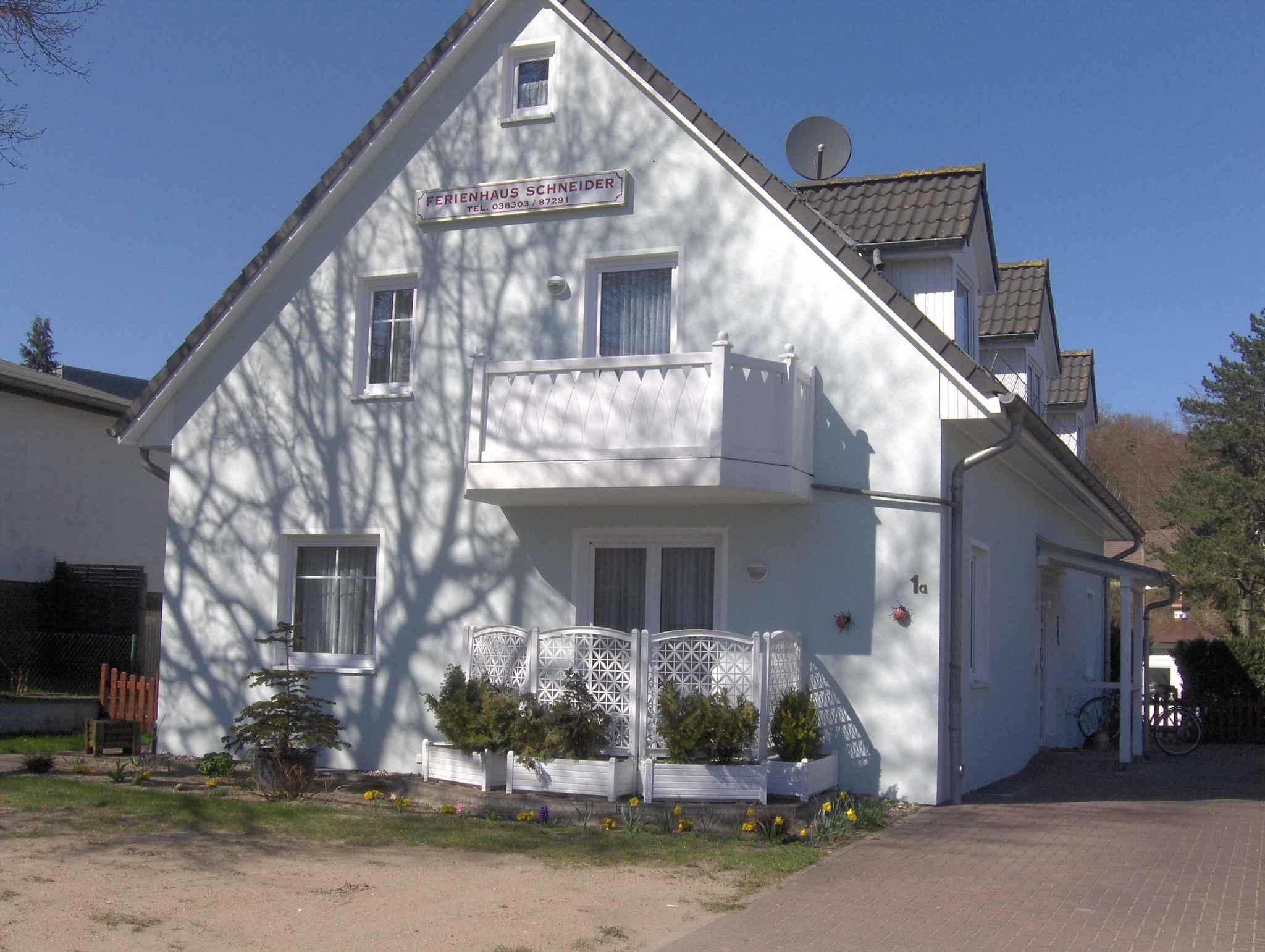 Ferienwohnung mit Terrasse und Saunanutzung (387114), Sellin, Rügen, Mecklenburg-Vorpommern, Deutschland, Bild 1