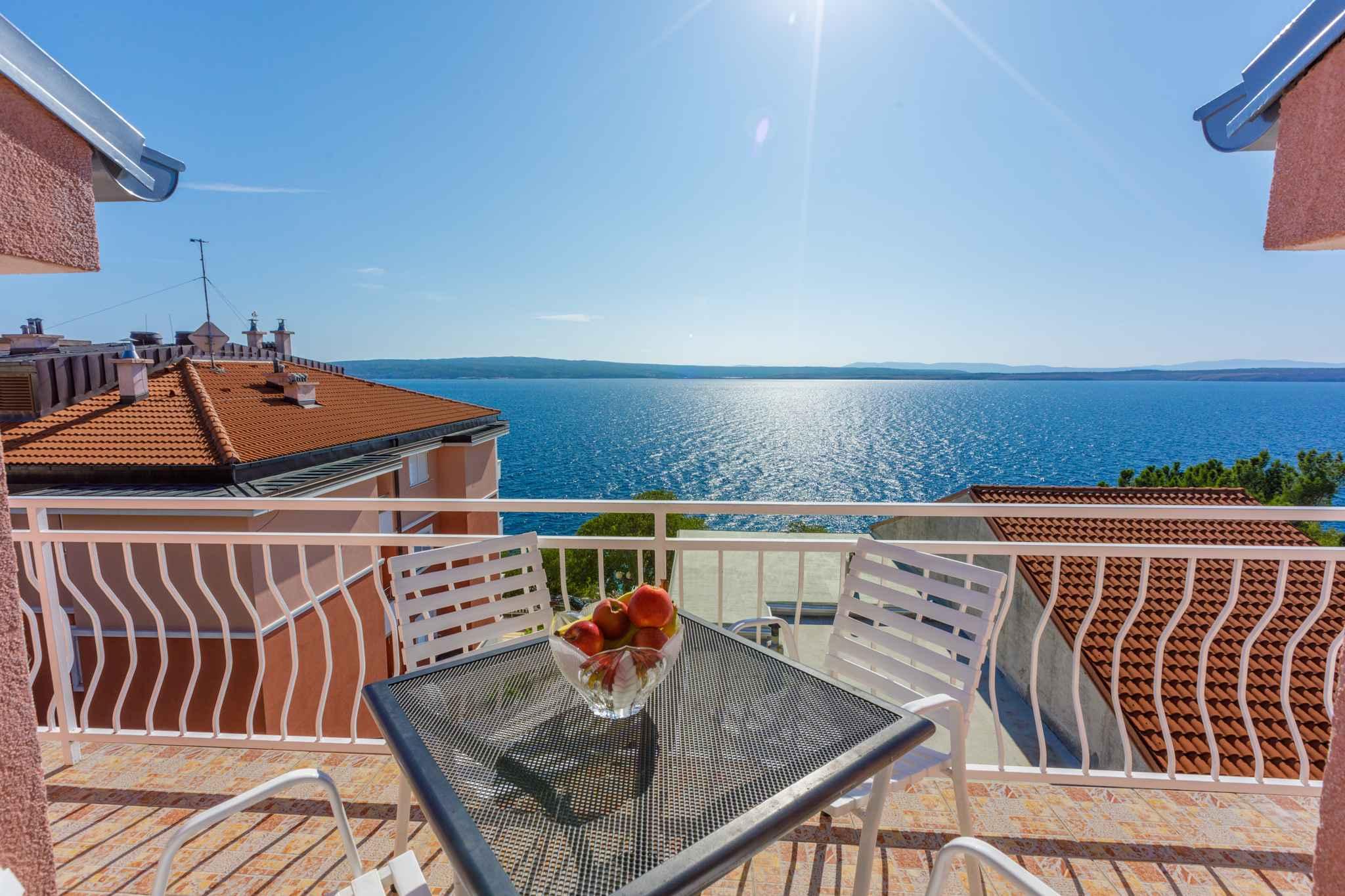 Ferienwohnung direktno na pla?i  in Kroatien