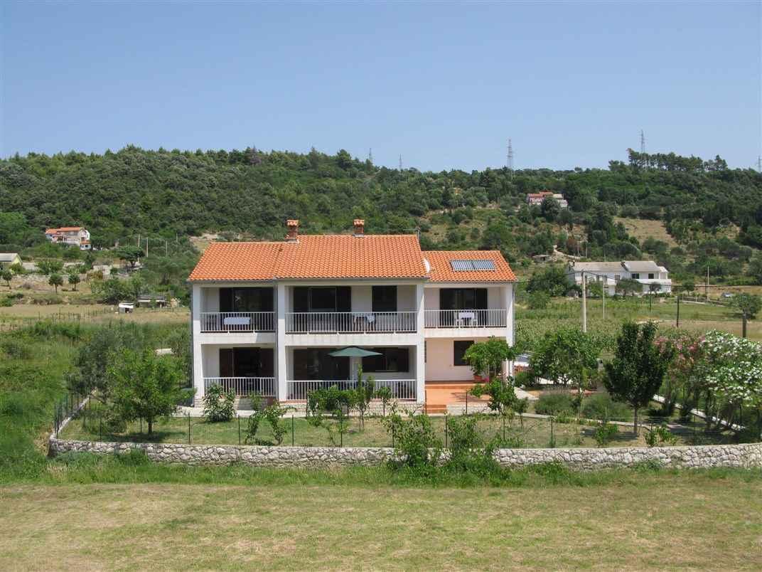 Ferienwohnung mit Terrasse  in Kroatien