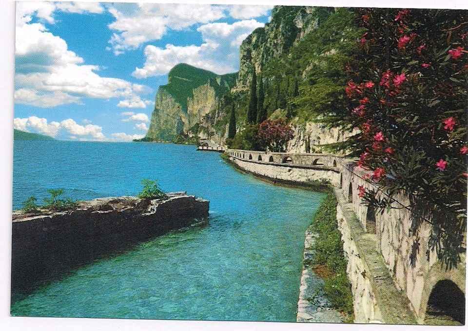 Ferienwohnung in ruhiger Lage   Gardasee - Lago di Garda