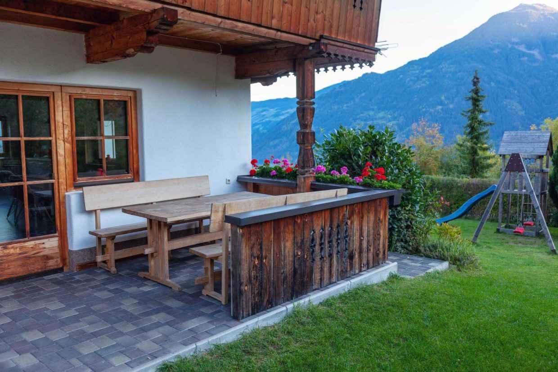 Holiday house direkt an der Skipiste Skigebiet Hochzillertal (430933), Kaltenbach, Zillertal, Tyrol, Austria, picture 8