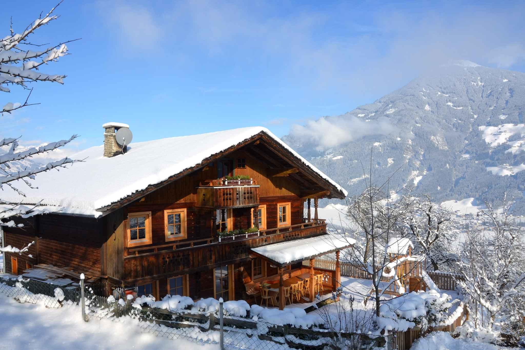 Holiday house direkt an der beschneiten und beleuchteten Talabfahrt (456965), Kaltenbach, Zillertal, Tyrol, Austria, picture 2
