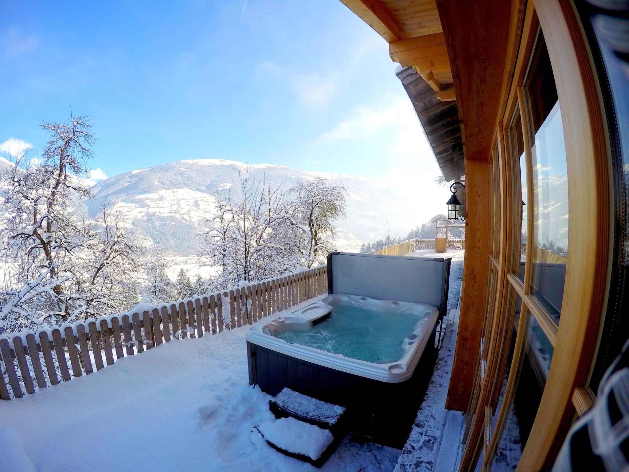 Holiday house direkt an der beschneiten und beleuchteten Talabfahrt (456965), Kaltenbach, Zillertal, Tyrol, Austria, picture 29