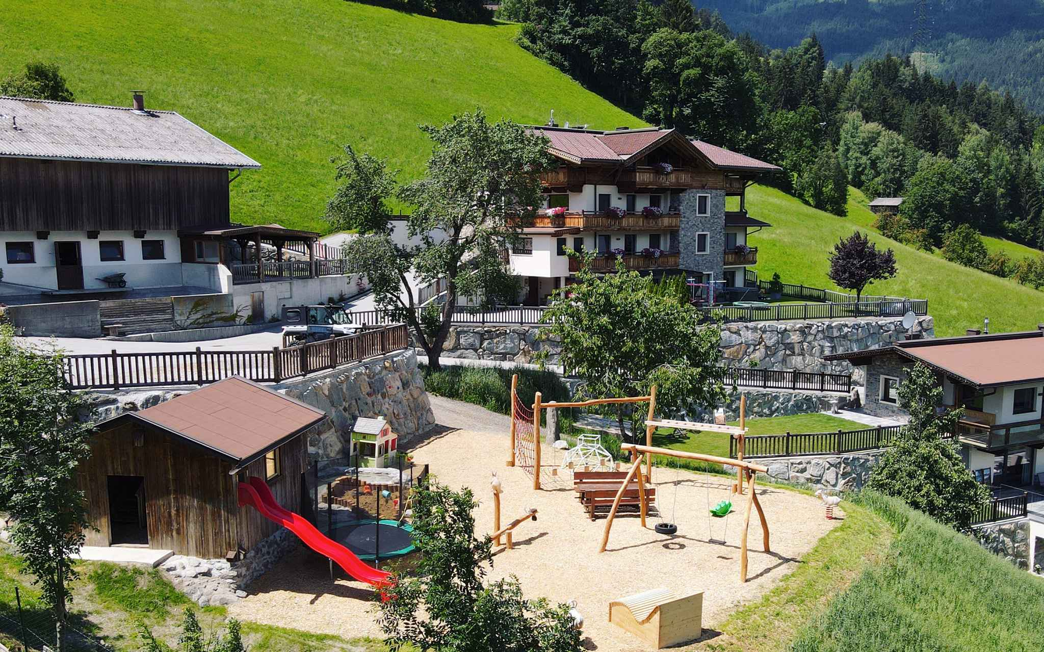 Holiday apartment mit Outdoor-Whirlpool direkt an der Piste (456967), Kaltenbach, Zillertal, Tyrol, Austria, picture 12
