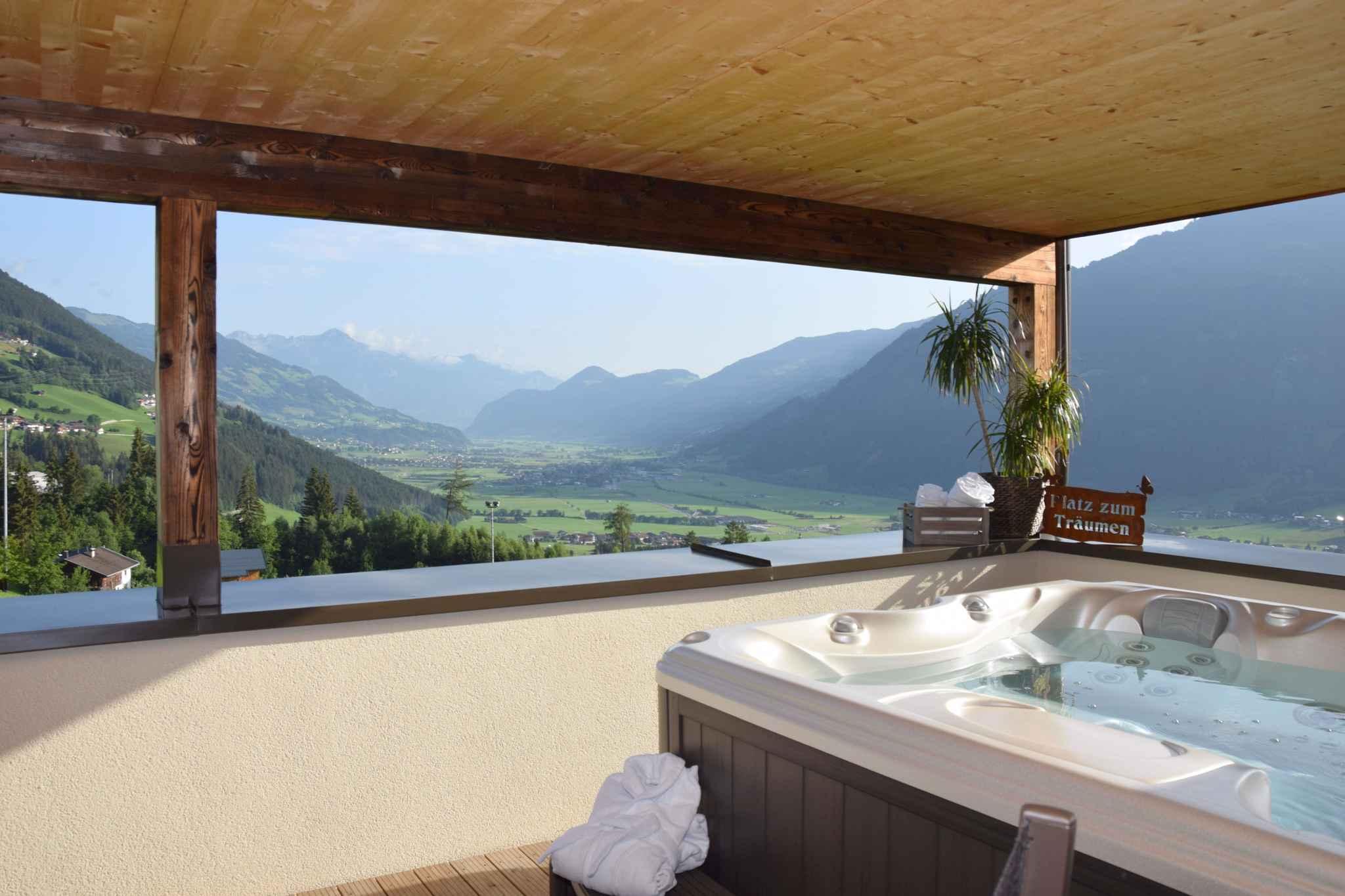 Holiday apartment mit Outdoor-Whirlpool direkt an der Piste (456967), Kaltenbach, Zillertal, Tyrol, Austria, picture 3