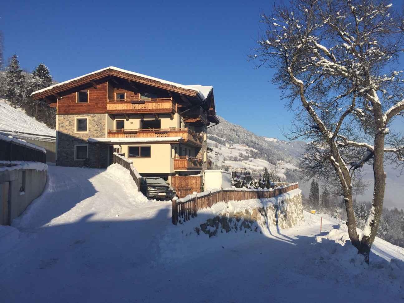 Holiday apartment mit Outdoor-Whirlpool direkt an der Piste (456967), Kaltenbach, Zillertal, Tyrol, Austria, picture 7