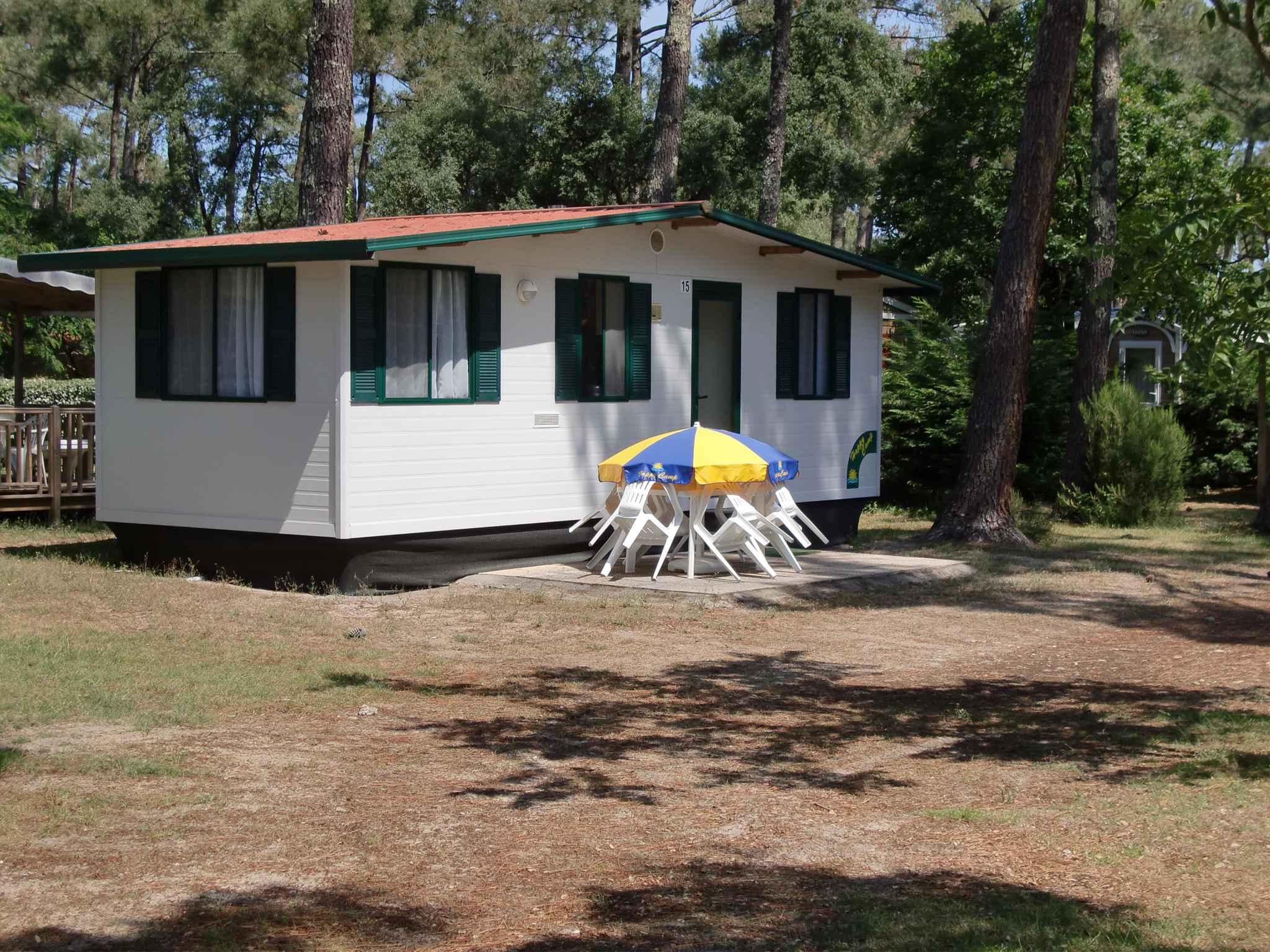 Mobilehome in Ferienanlage Ferienhaus  Gardasee - Lago di Garda