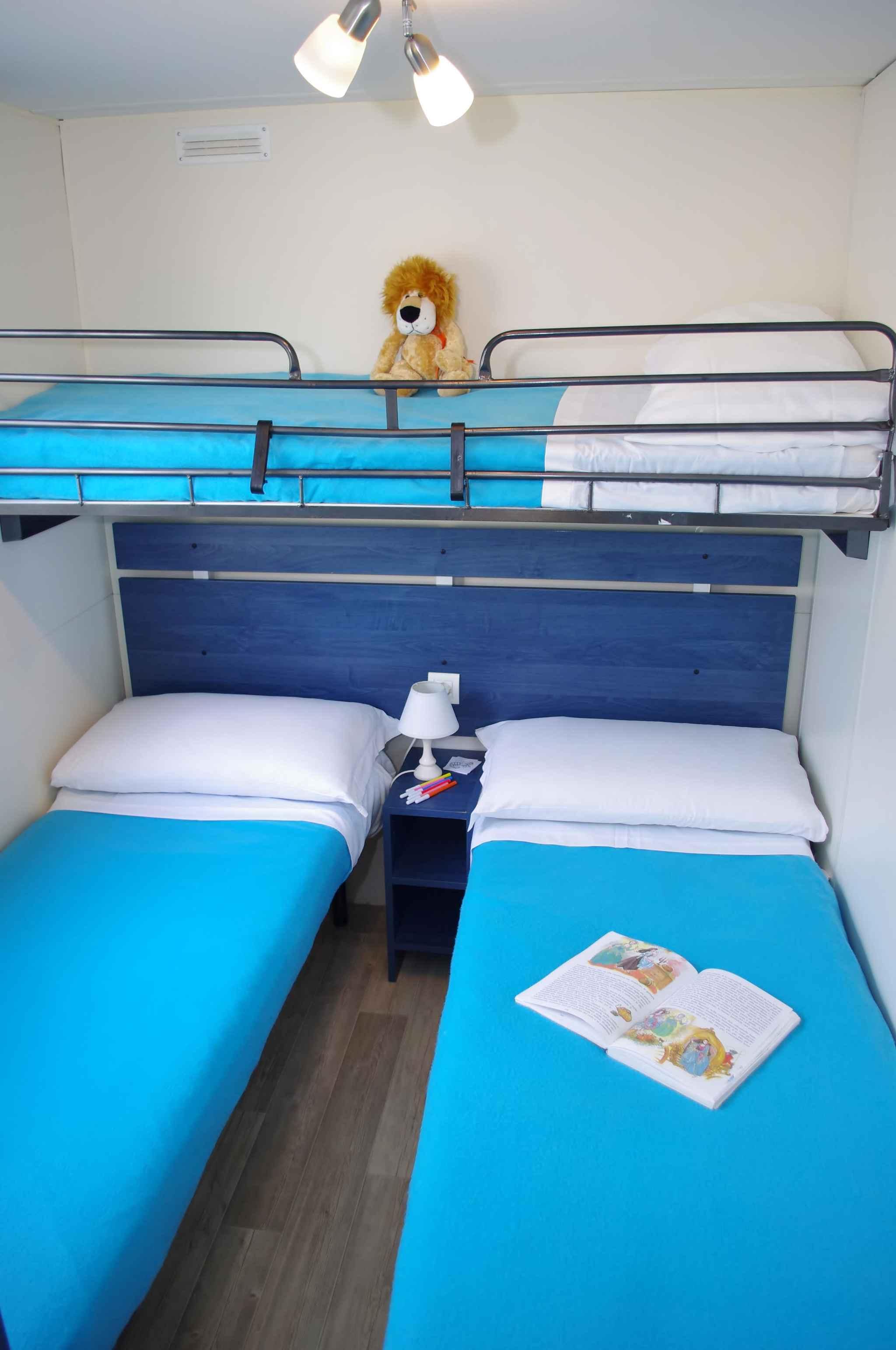 Appartement de vacances Mobilehome mit Tischtennis und Fahrradverleih (2483443), San Vito Lo Capo, Trapani, Sicile, Italie, image 15