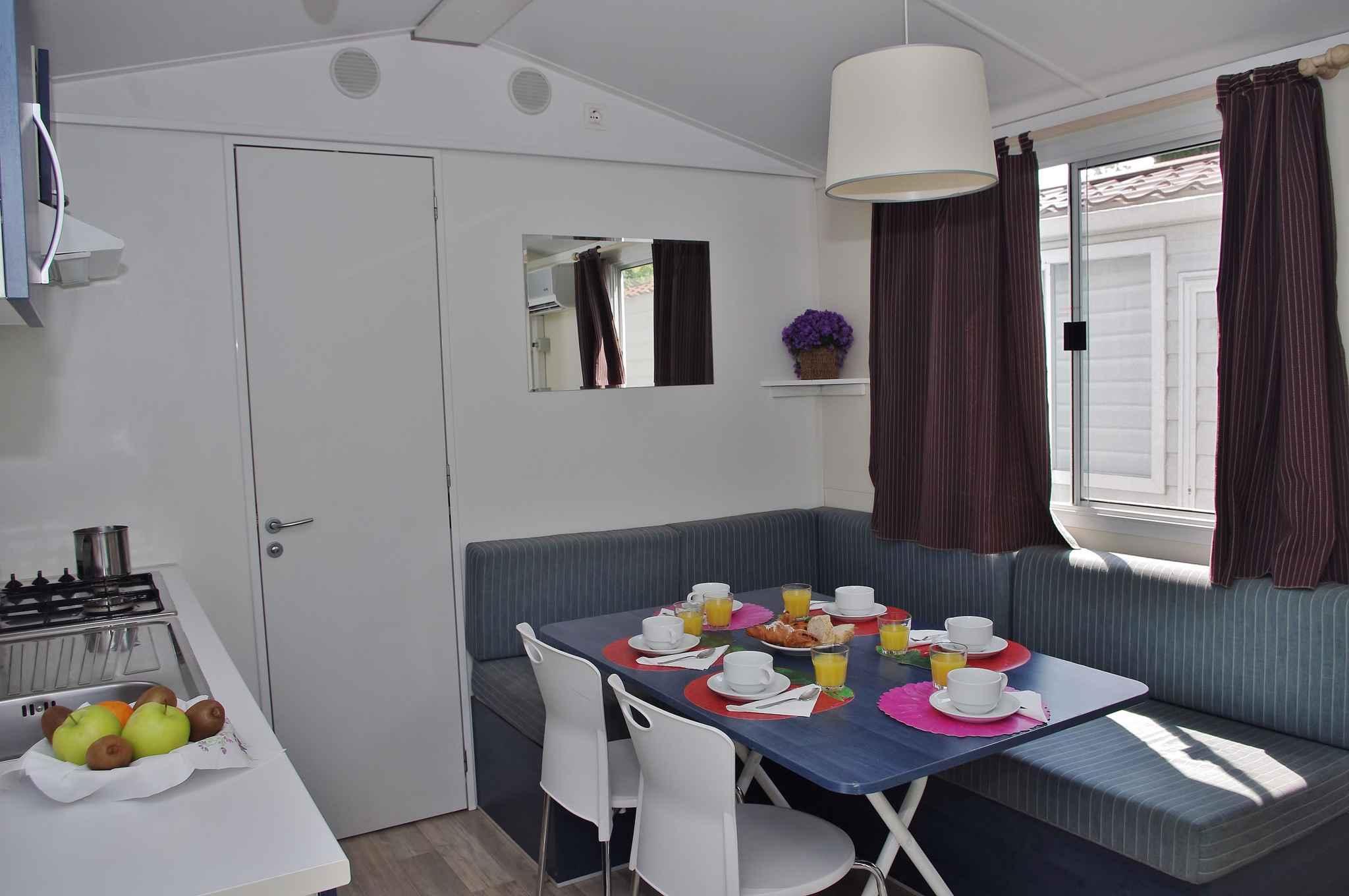 Appartement de vacances Mobilehome mit Tischtennis und Fahrradverleih (2483443), San Vito Lo Capo, Trapani, Sicile, Italie, image 11