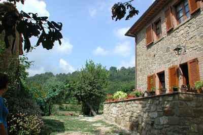 Ferienwohnung Bauernhof Il Presepe