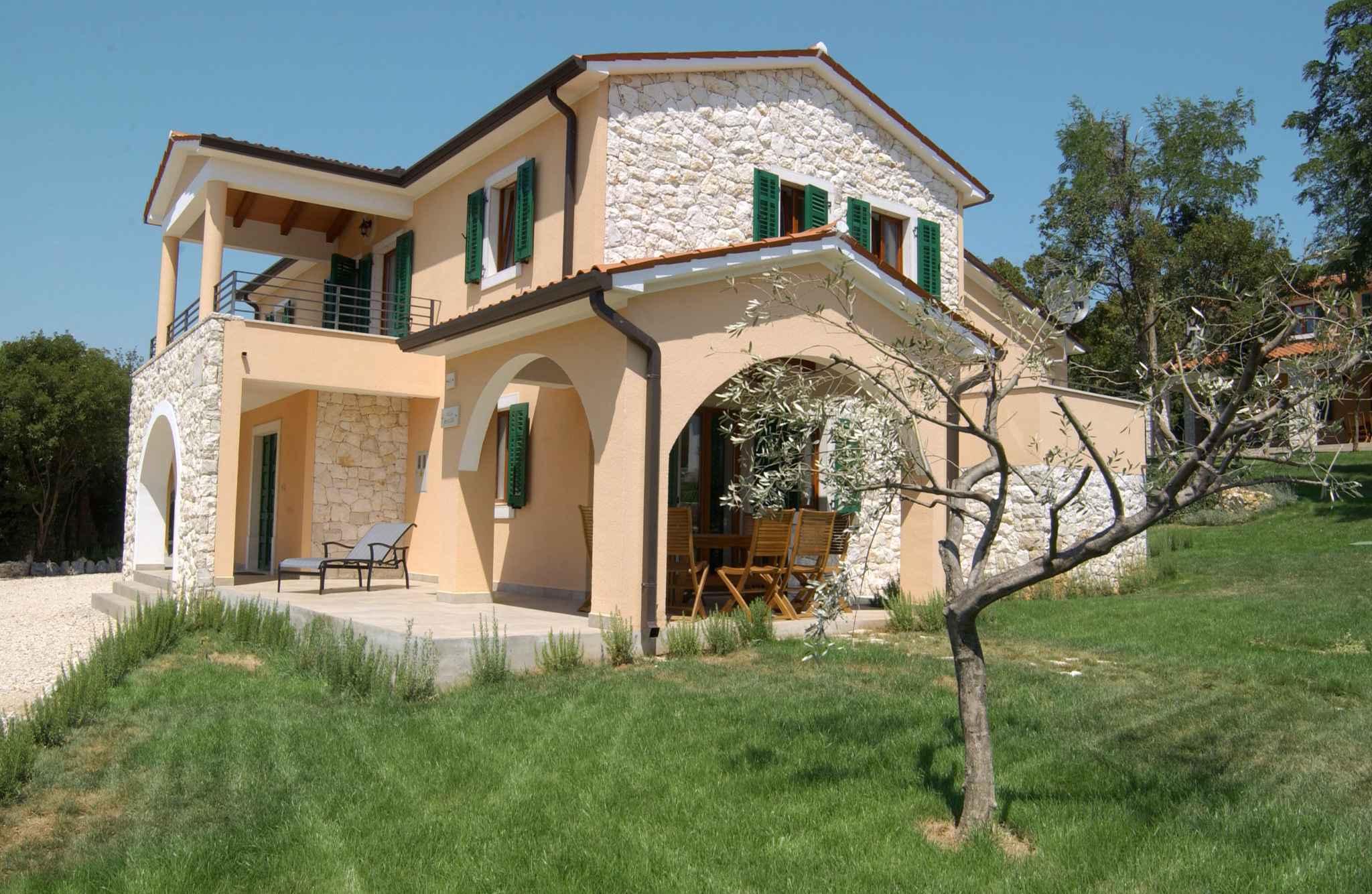 Ferienhaus in Country-style mit herrlichen Ausblic  in Kroatien